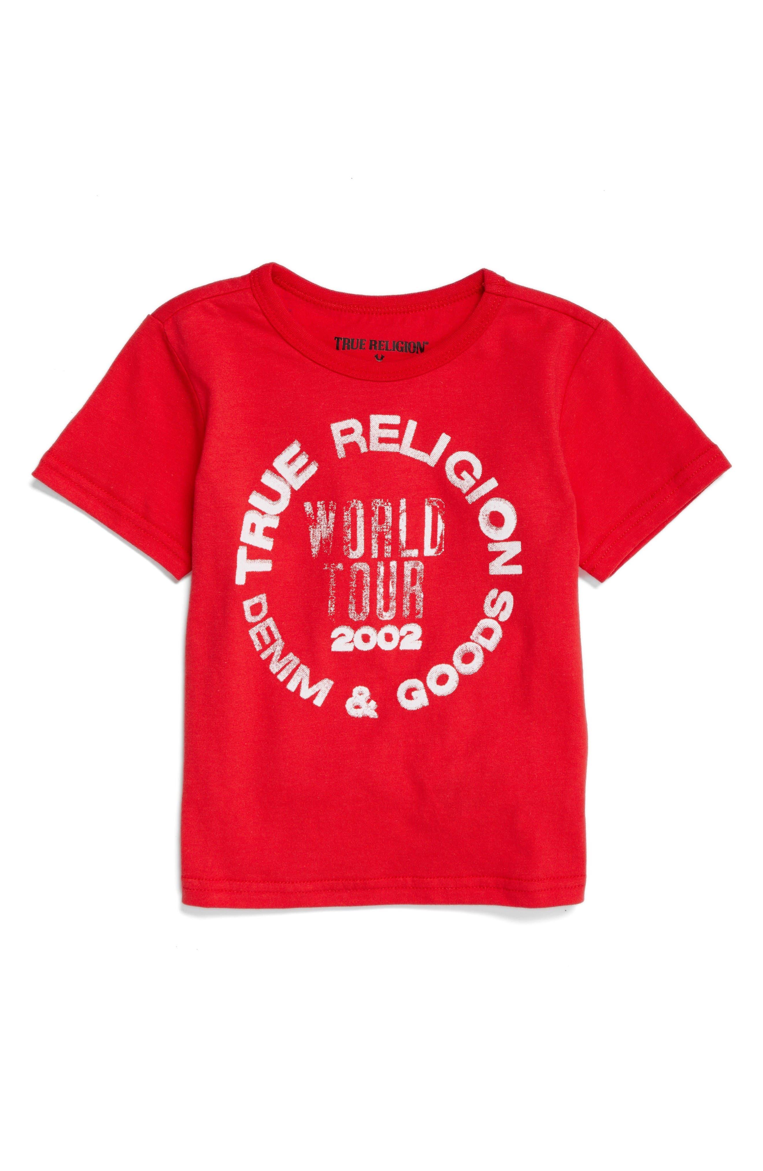 True Religion Denim Goods Graphic T-Shirt (Baby Boys)