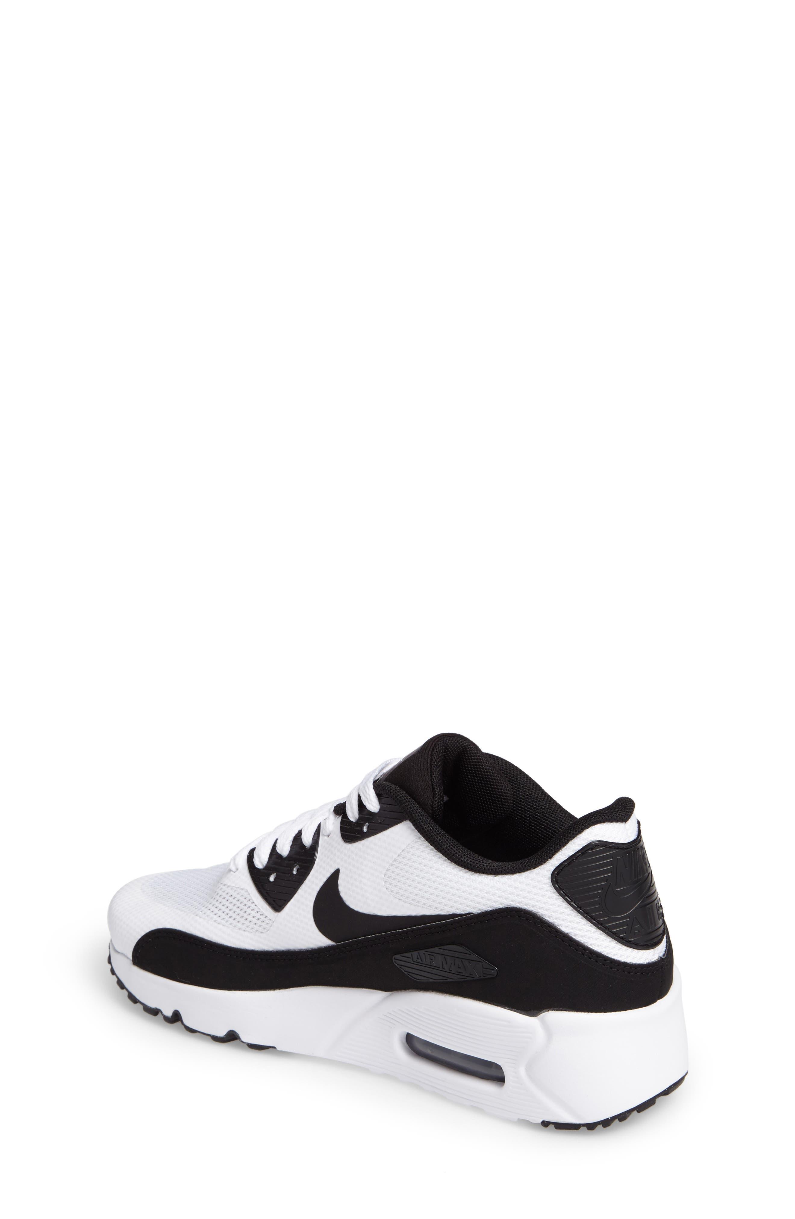 Alternate Image 2  - Nike Air Max 90 Ultra 2.0 GS Sneaker (Big Kid)