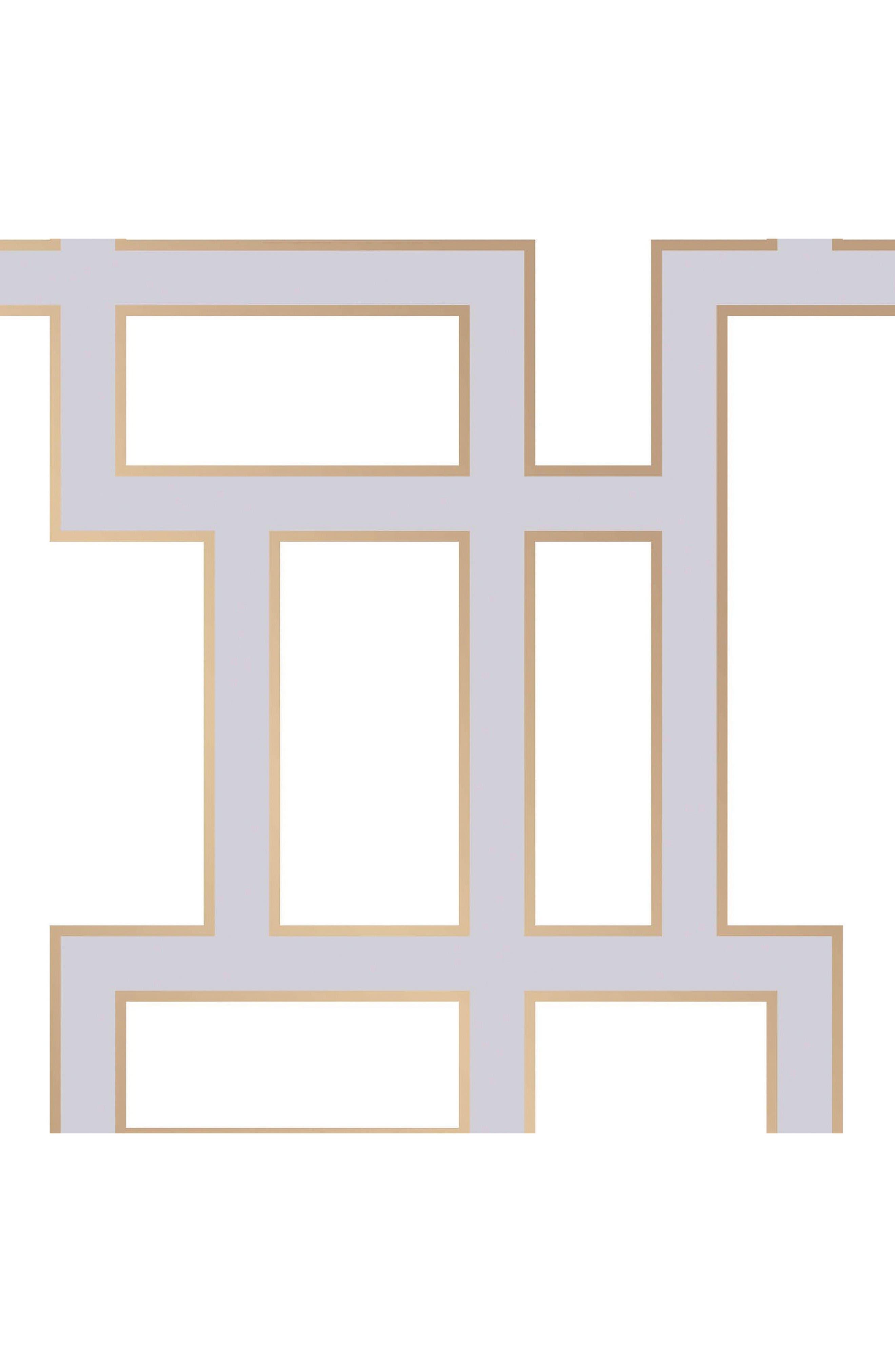 Tempaper Maze Self-Adhesive Vinyl Wallpaper
