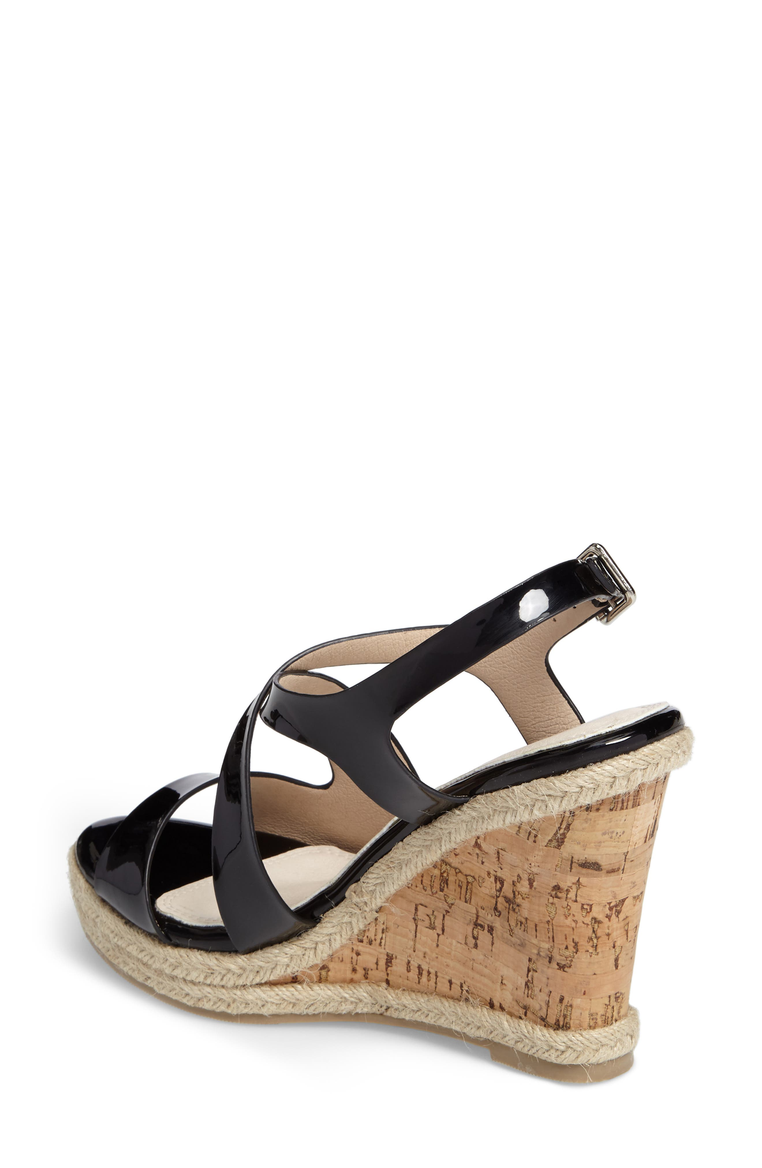 Alternate Image 2  - Callisto Brielle Wedge Sandal (Women)
