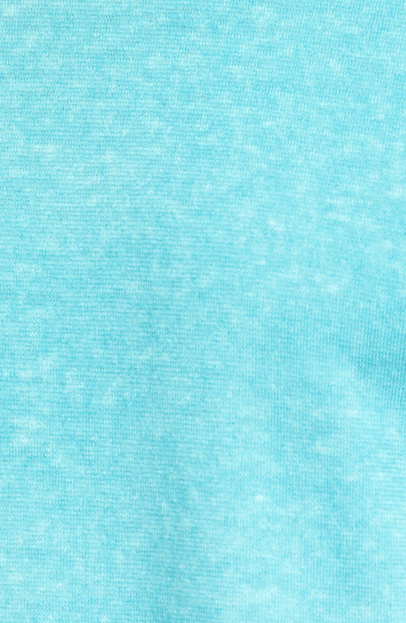 Camura T-Shirt,                             Alternate thumbnail 5, color,                             Fiji Blue