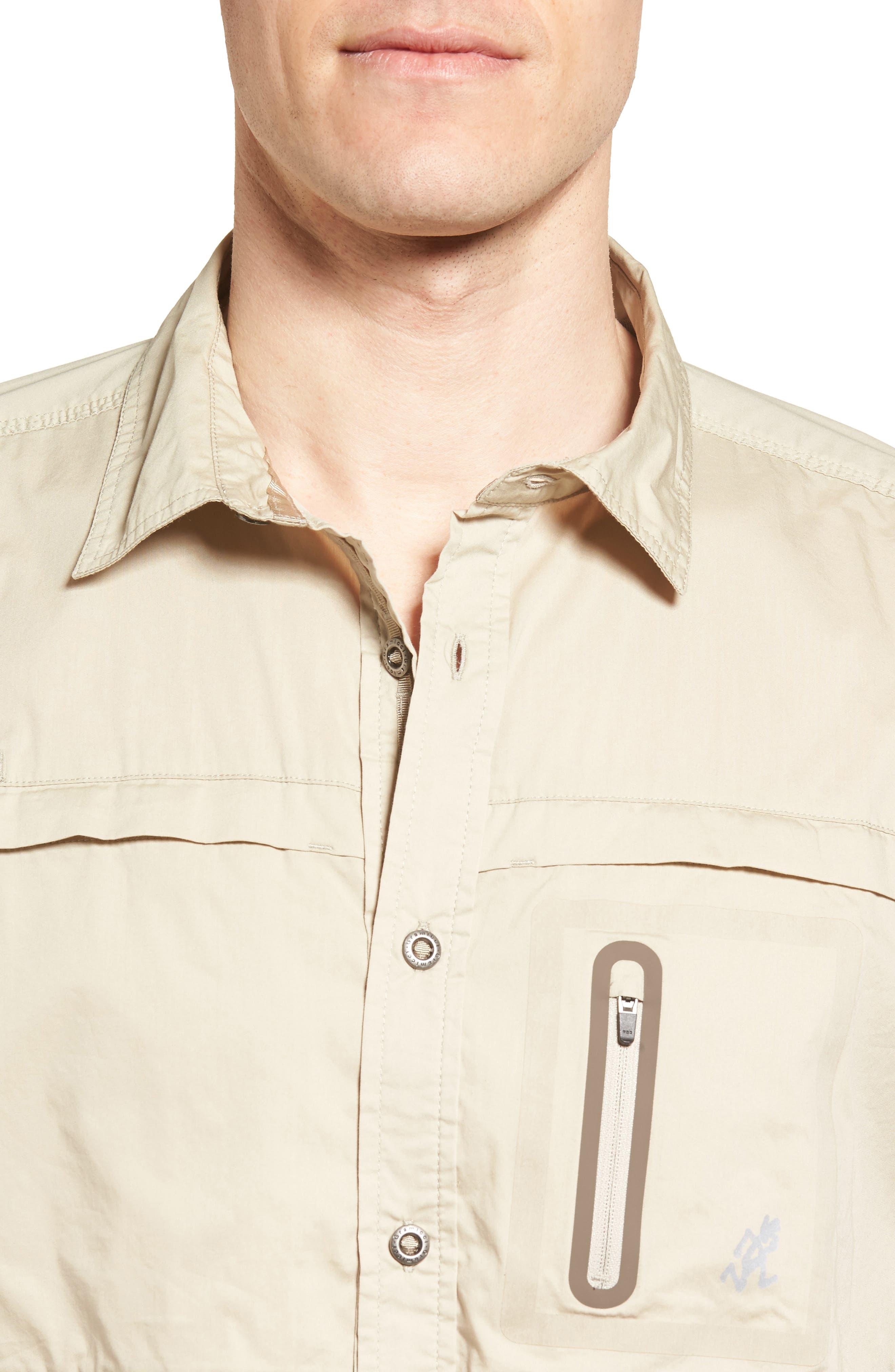 Alternate Image 4  - Gramicci NO-Squito Regular Fit Travel Shirt