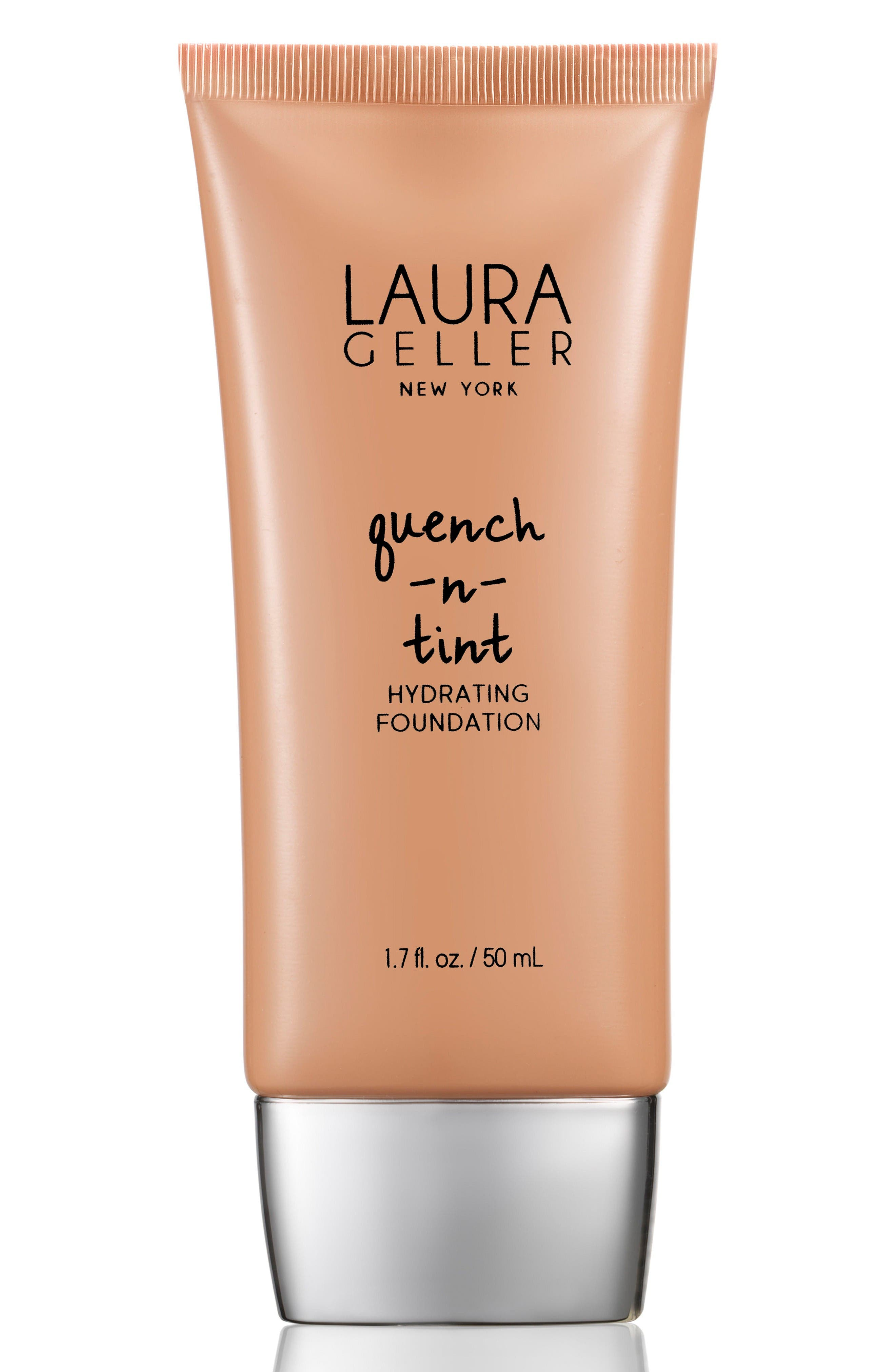 Main Image - Laura Geller Beauty Quench-n-Tint Hydrating Foundation