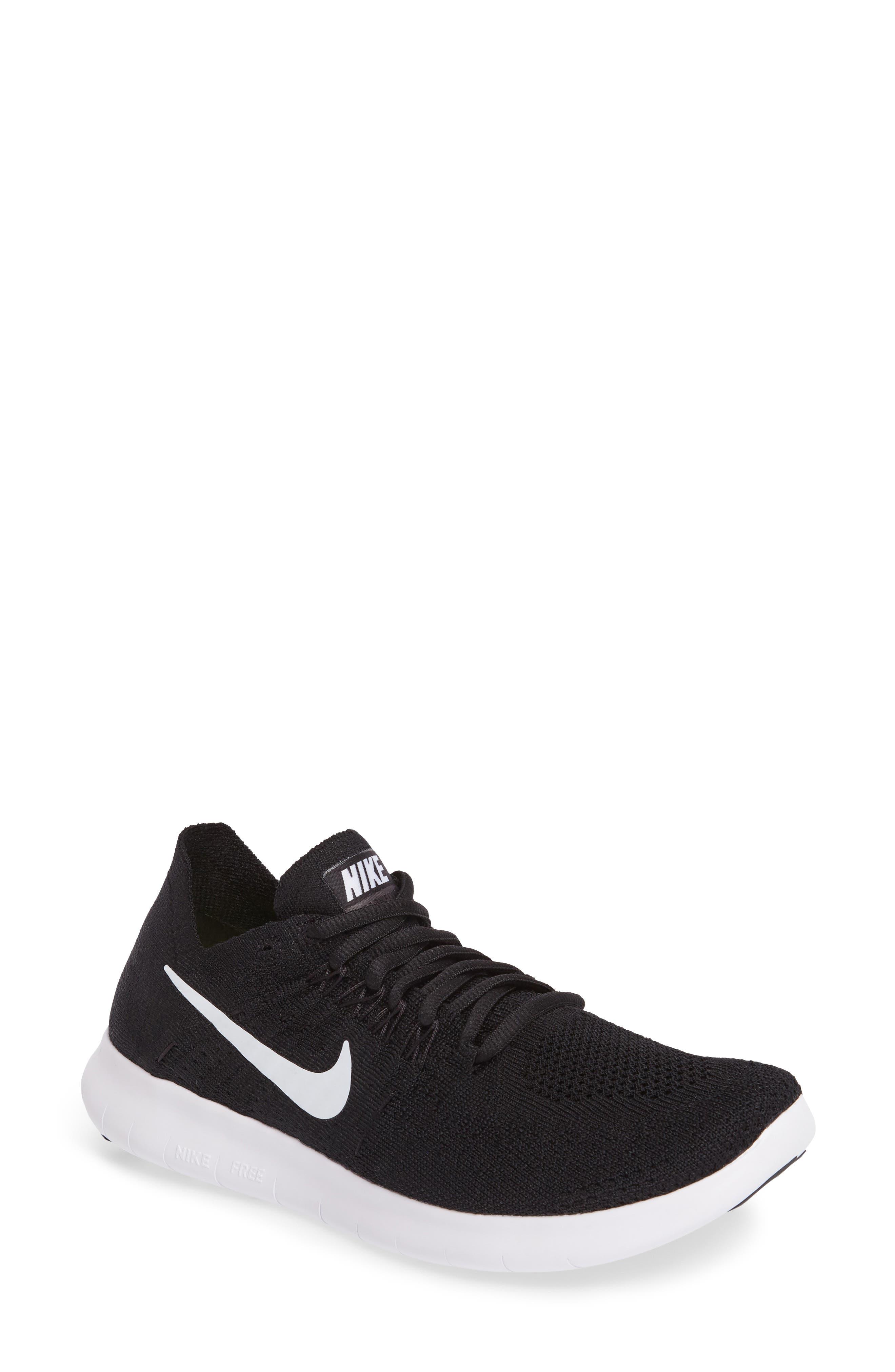 Nike Free Run Flyknit 2 Running Shoe (Women)