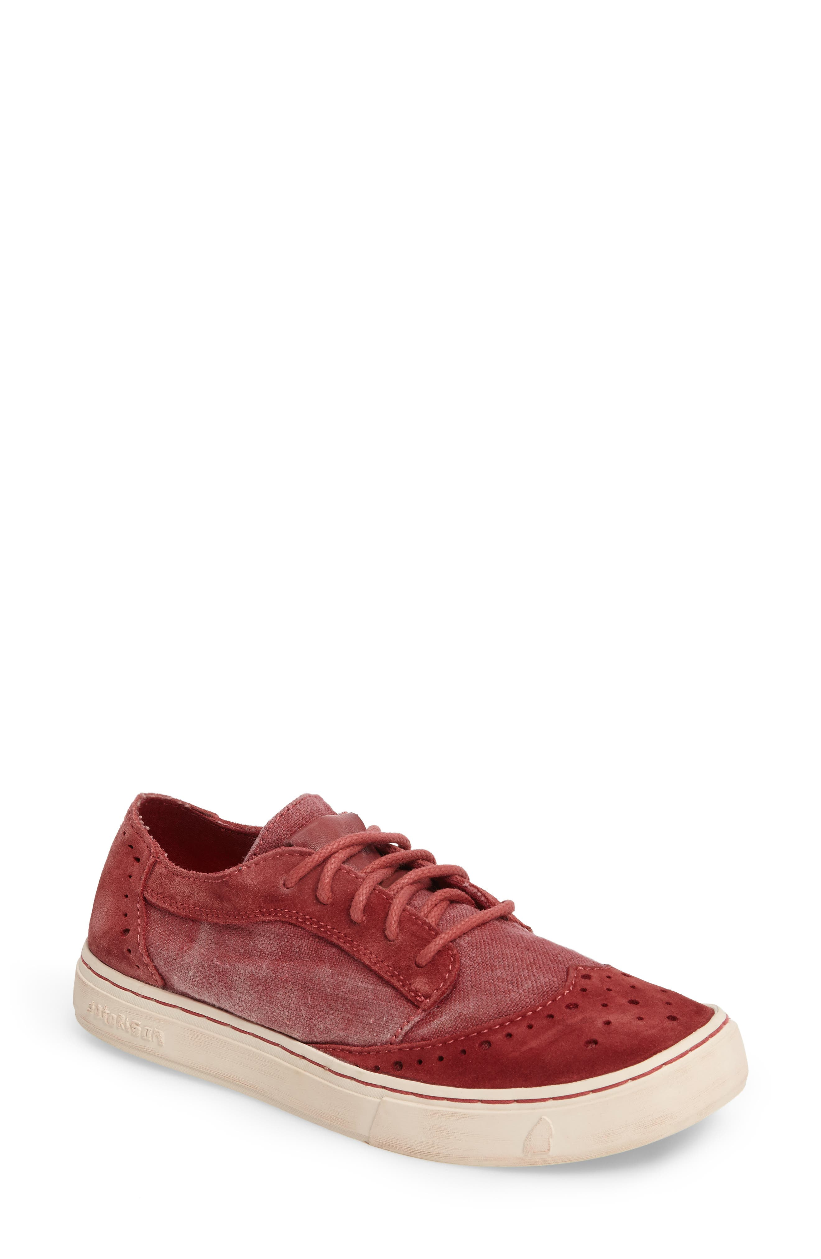 Yukai Sneaker,                         Main,                         color, Sandalwood