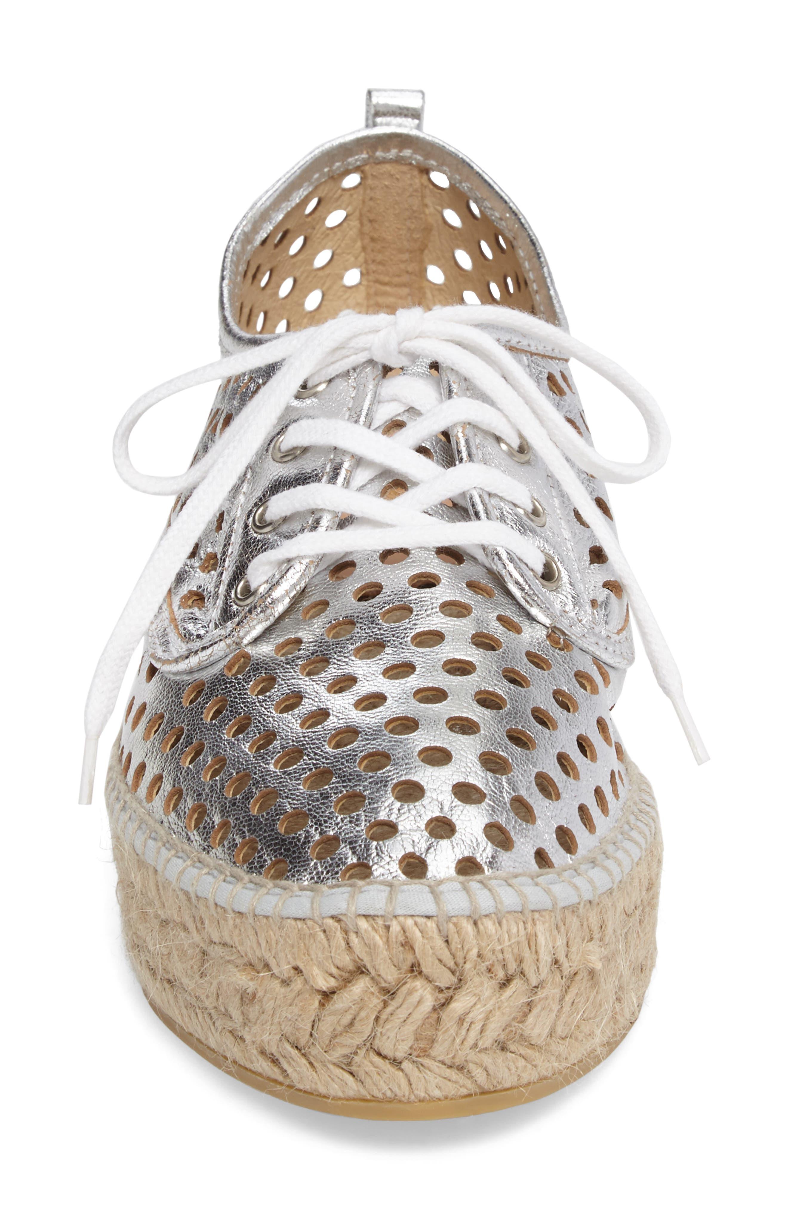 Alternate Image 4  - Loeffler Randall Alfie Espadrille Sneaker (Women)
