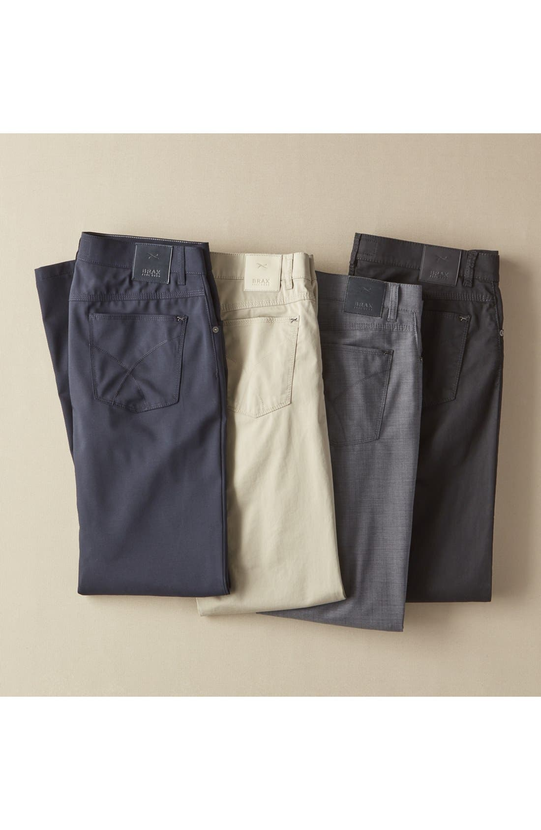 Alternate Image 7  - Brax 'Manager' Five-Pocket Wool Pants