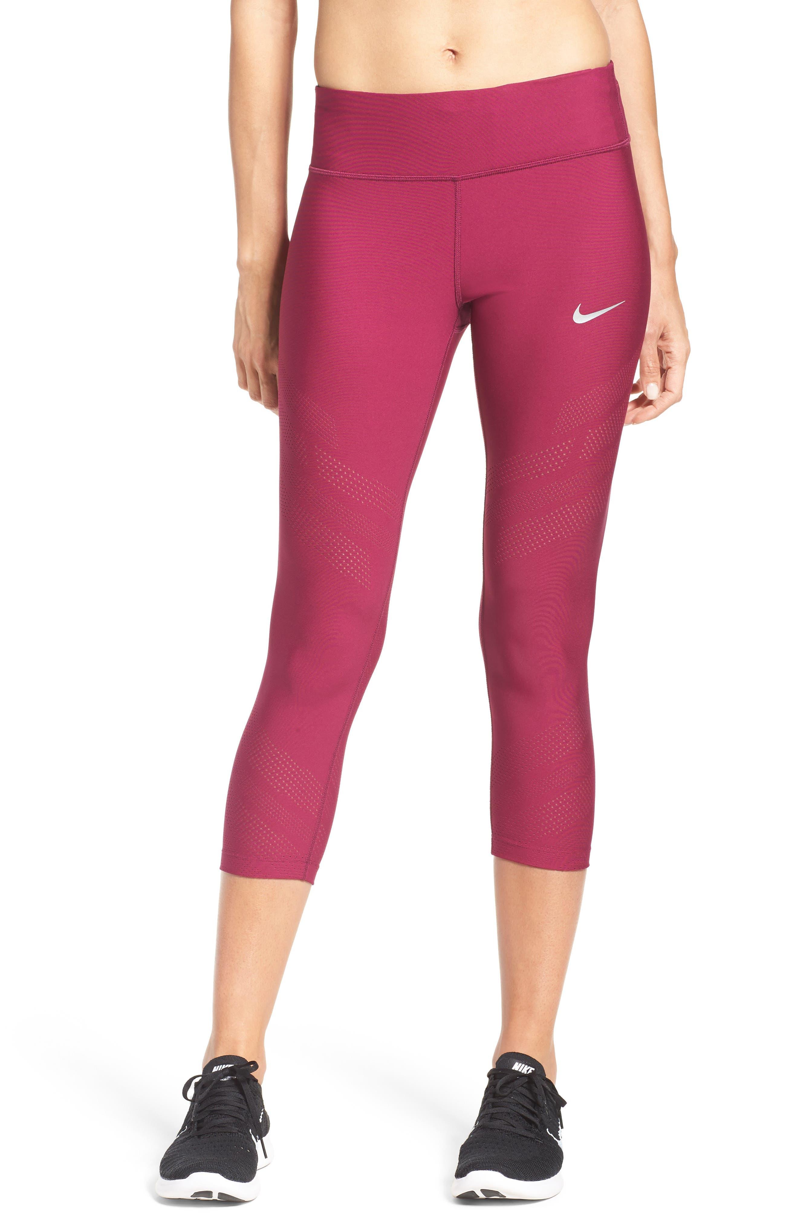 Nike Epic Cool Crop Running Tights