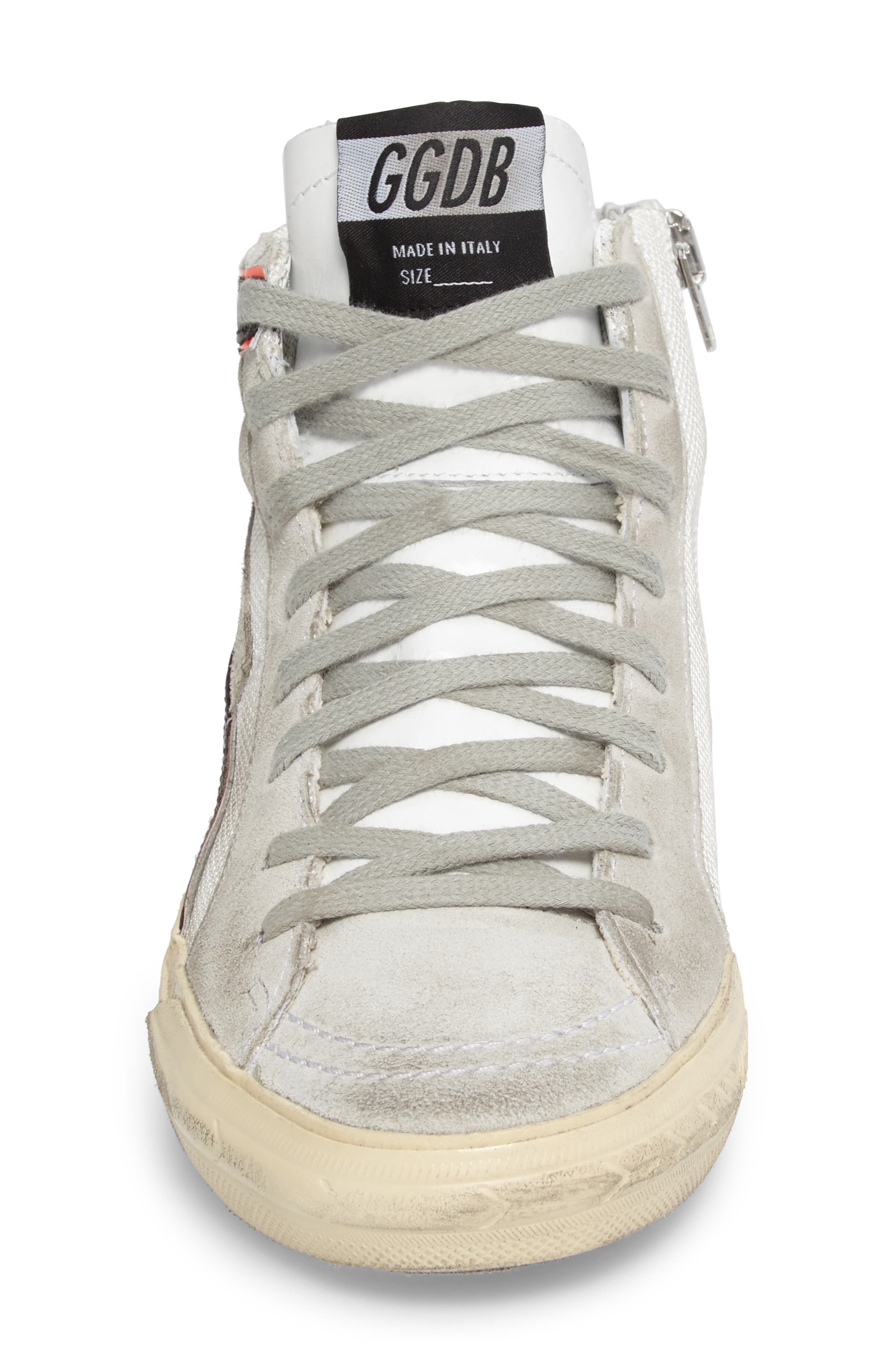 Alternate Image 4  - Golden Goose Slide High Top Sneaker (Women)