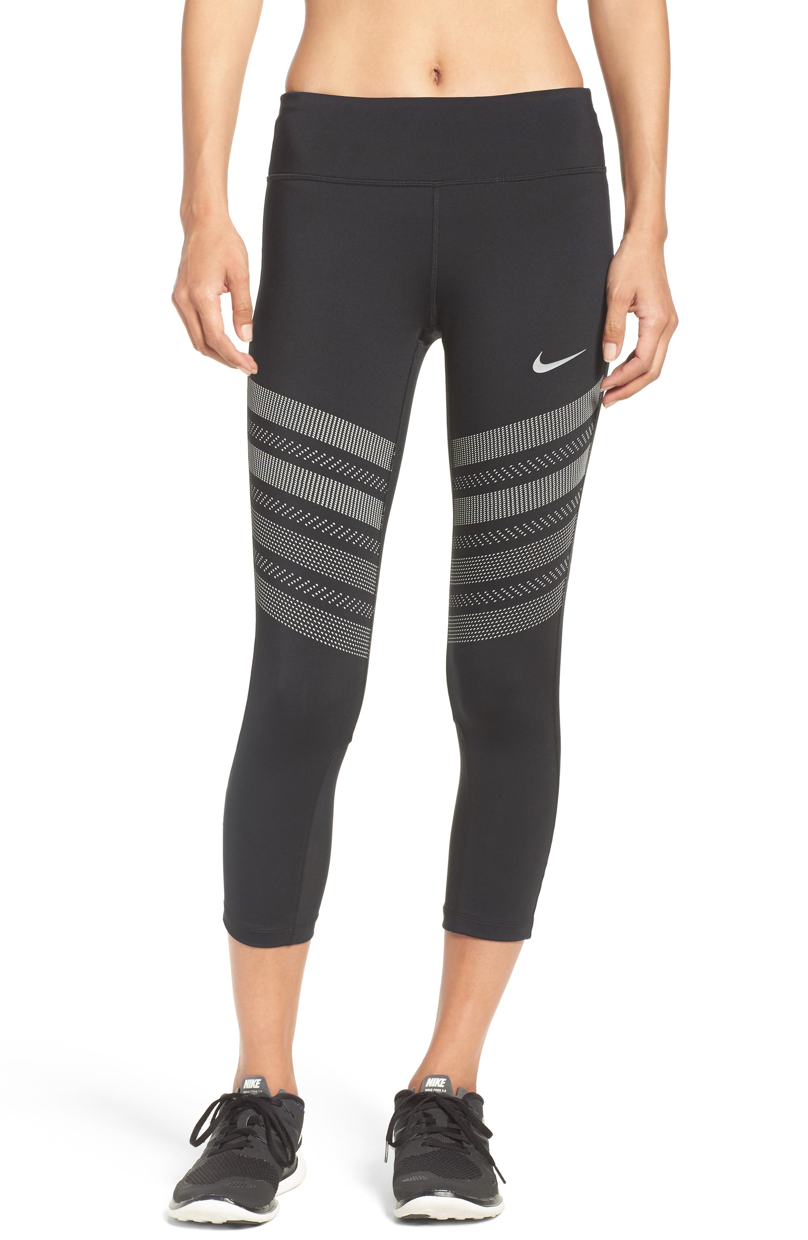 Nike Power Epic Running Crop Leggings