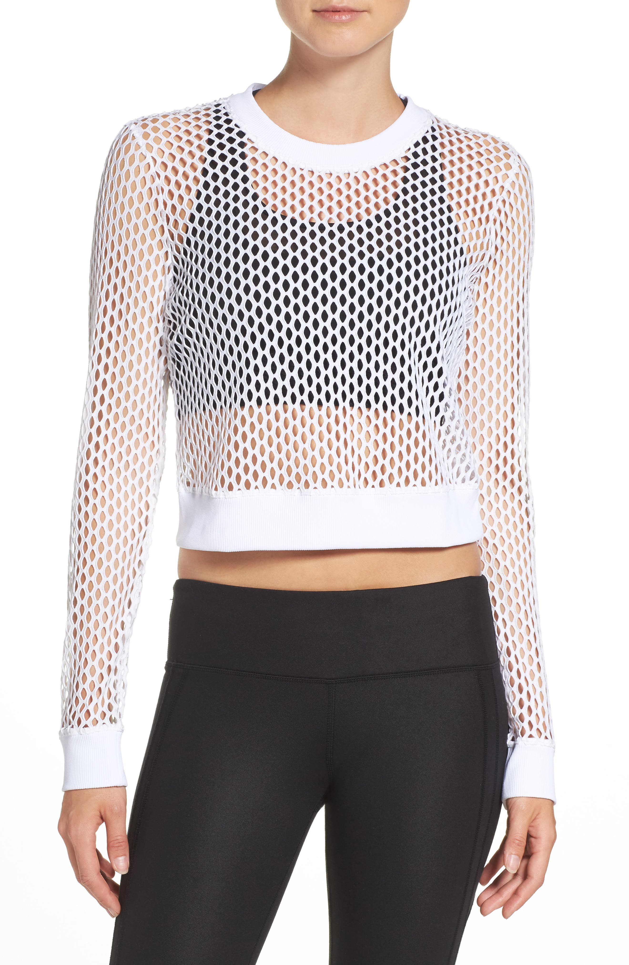 Alternate Image 1 Selected - Alo Summertime Top
