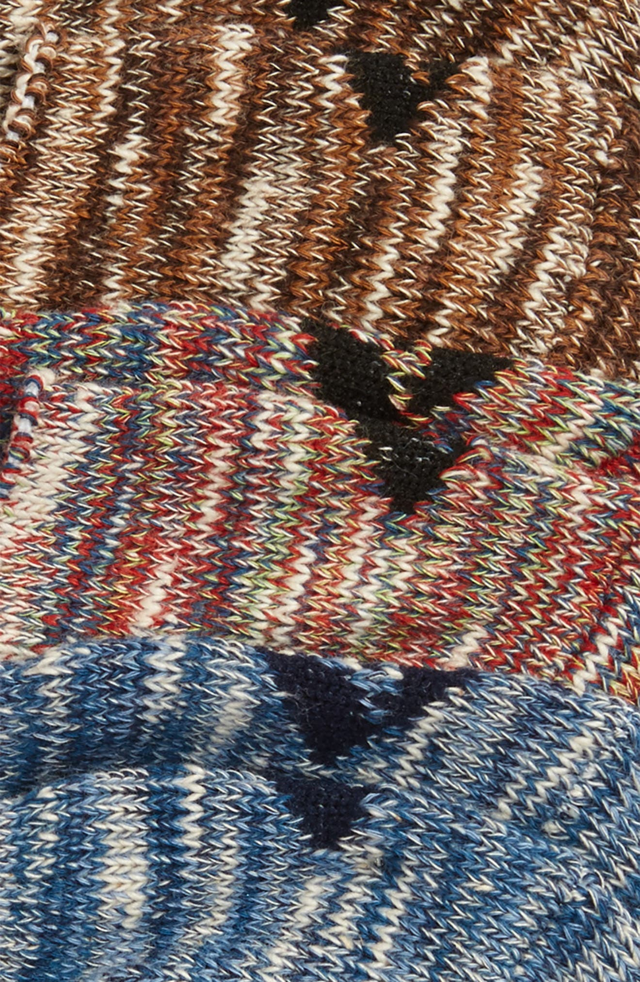 Alternate Image 2  - Sperry Random Feed 3-Pack Liner Socks