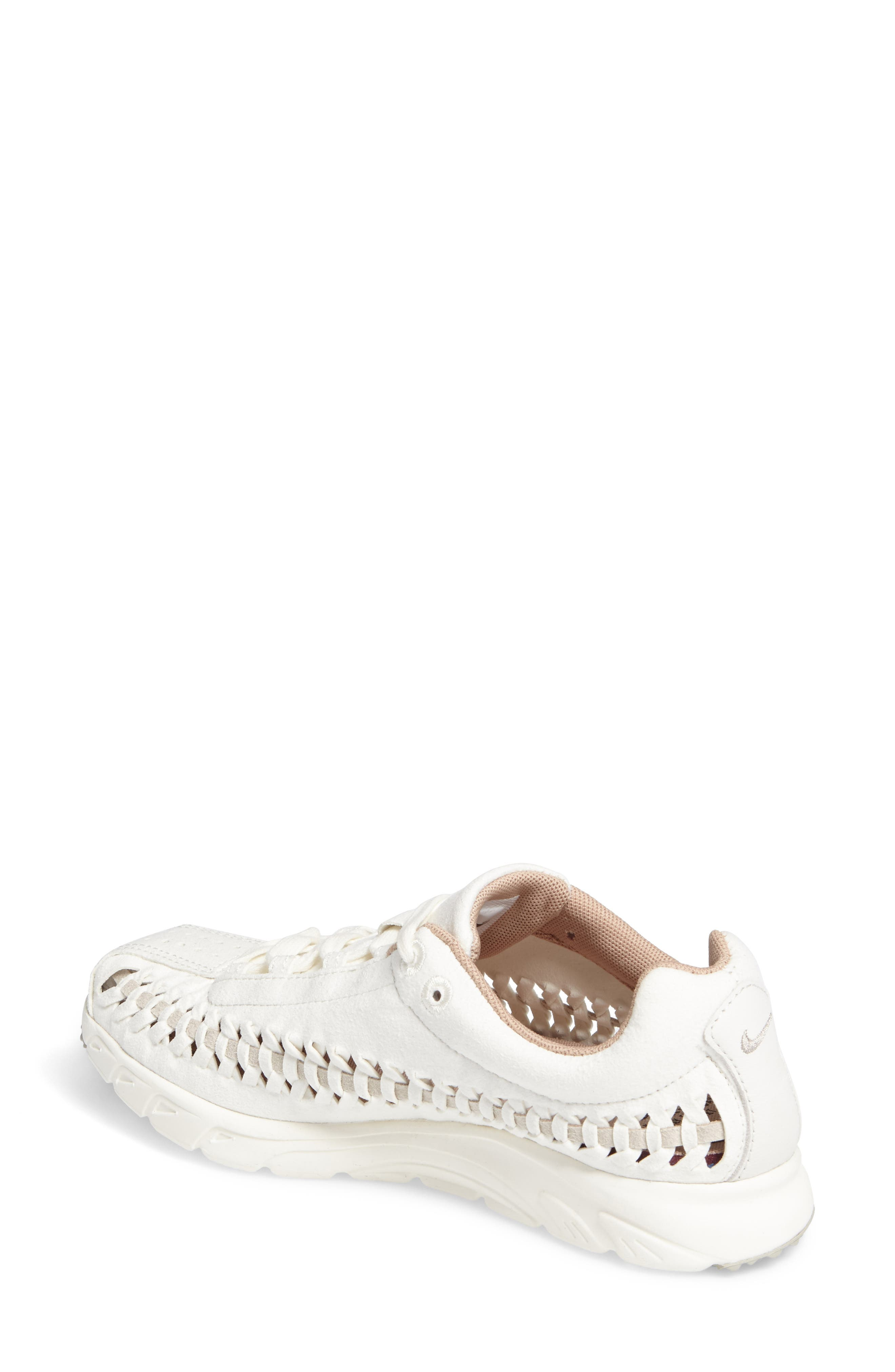 'Mayfly Woven' Sneaker,                             Alternate thumbnail 2, color,                             Sail/ Pale Grey/ Elm/ Sail