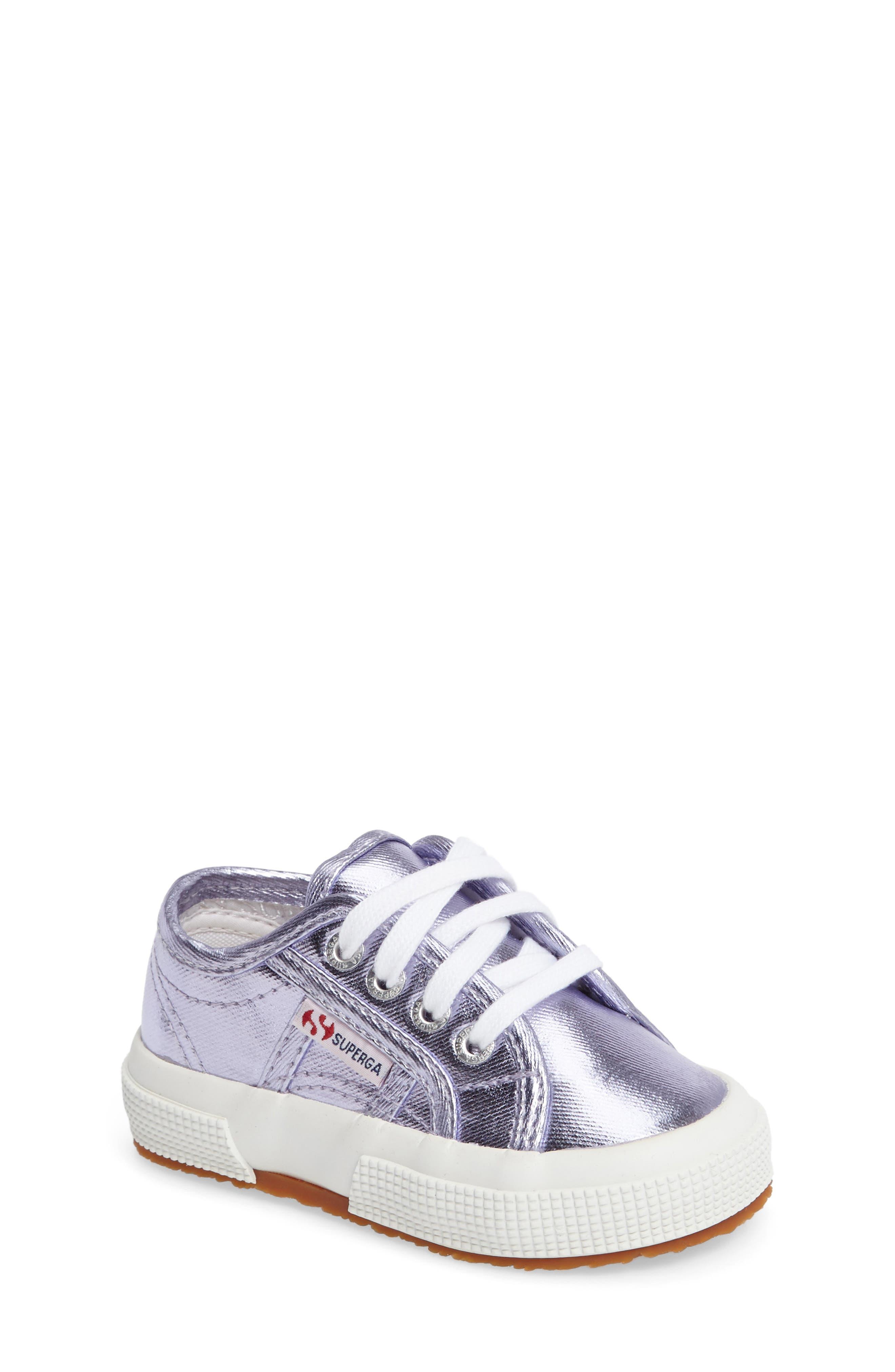 SUPERGA Metallic Sneaker
