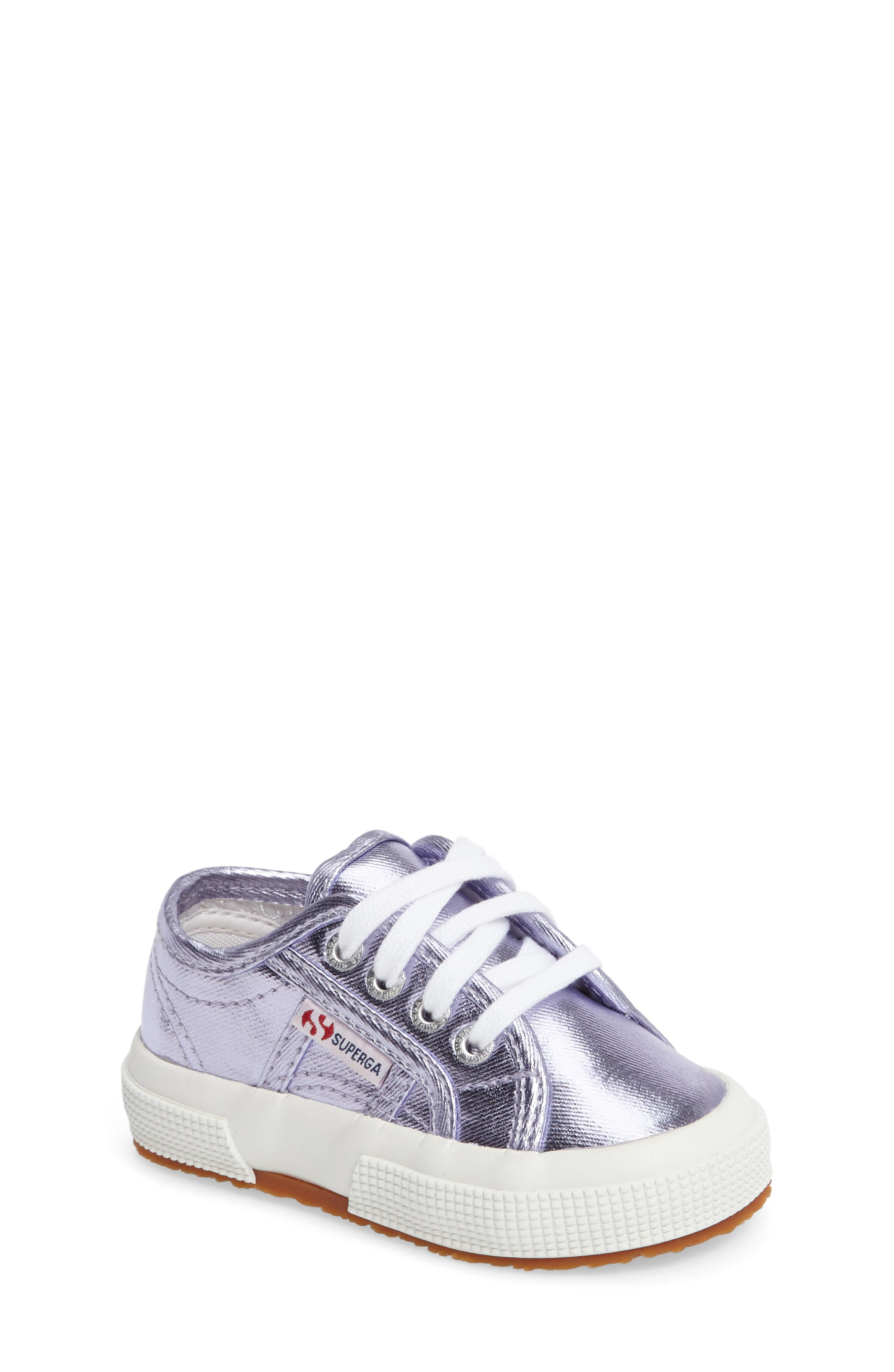 Superga Metallic Sneaker (Walker, Toddler & Little Kid)