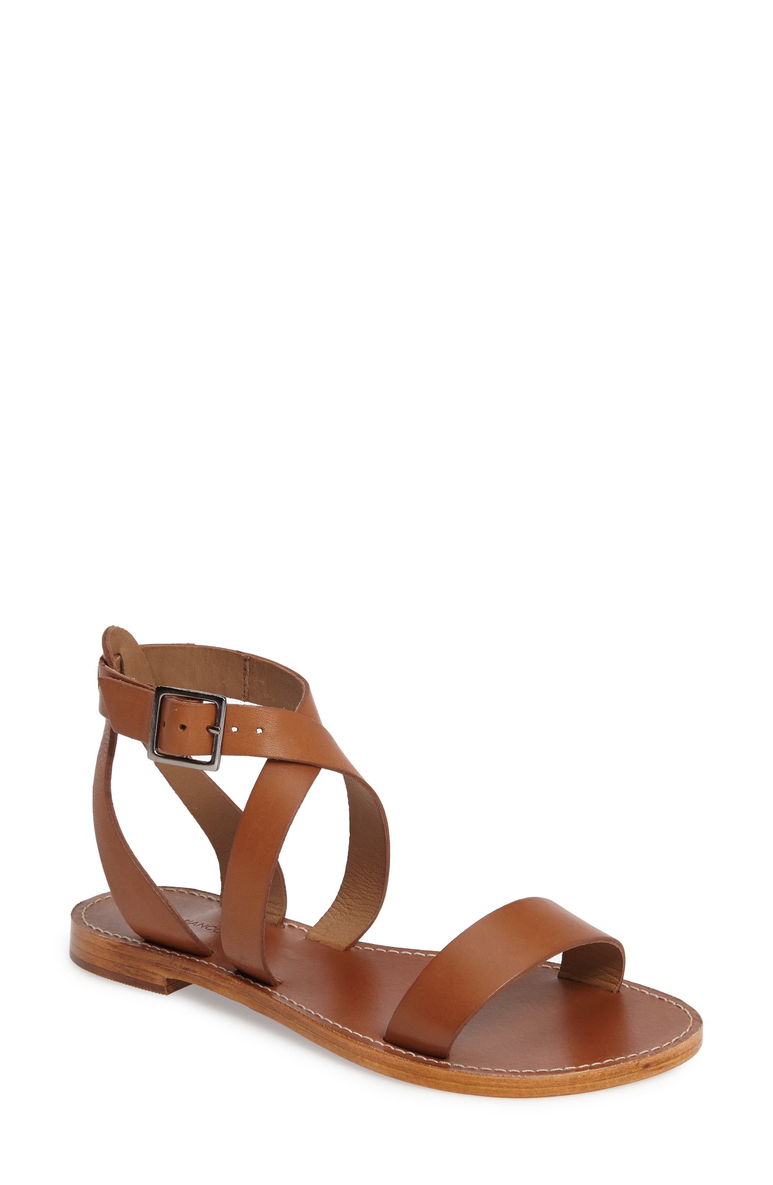 Alternate Image 1 Selected - Tony Bianco Flo Ankle Strap Sandal (Women)