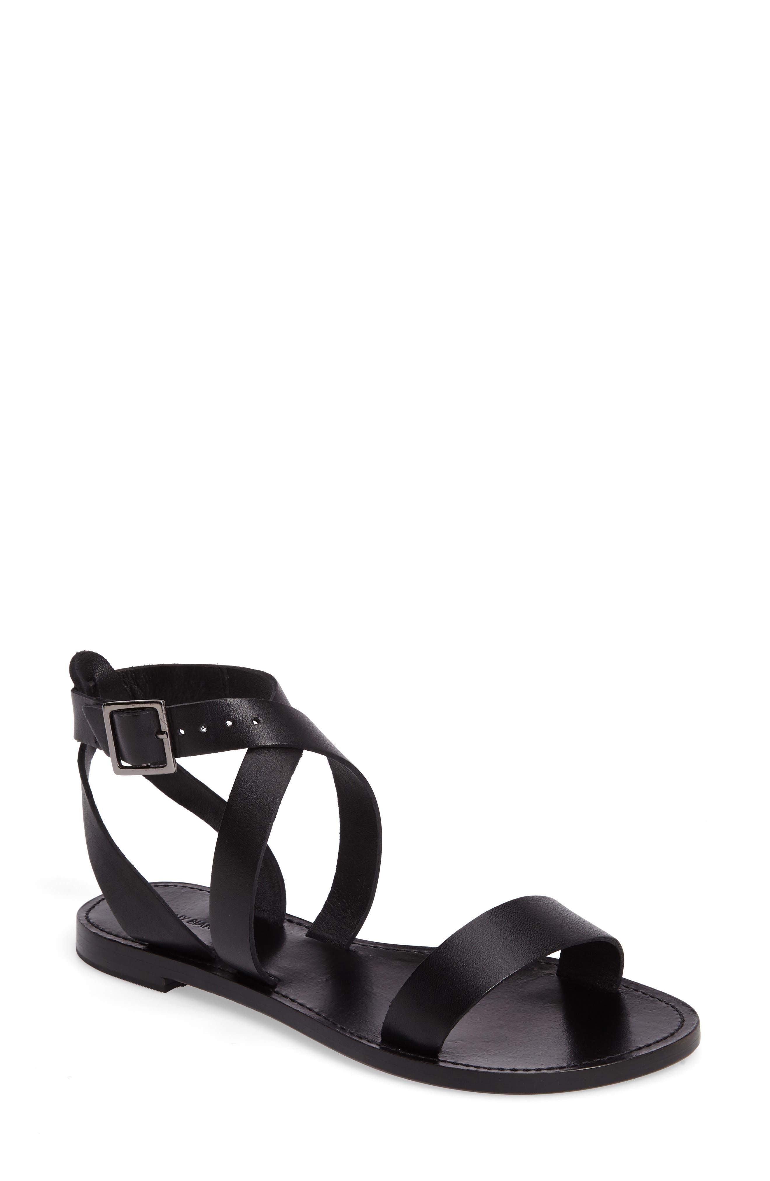 Alternate Image 1 Selected - Tony Bianco Flo Ankle Strap Sandal (Women)
