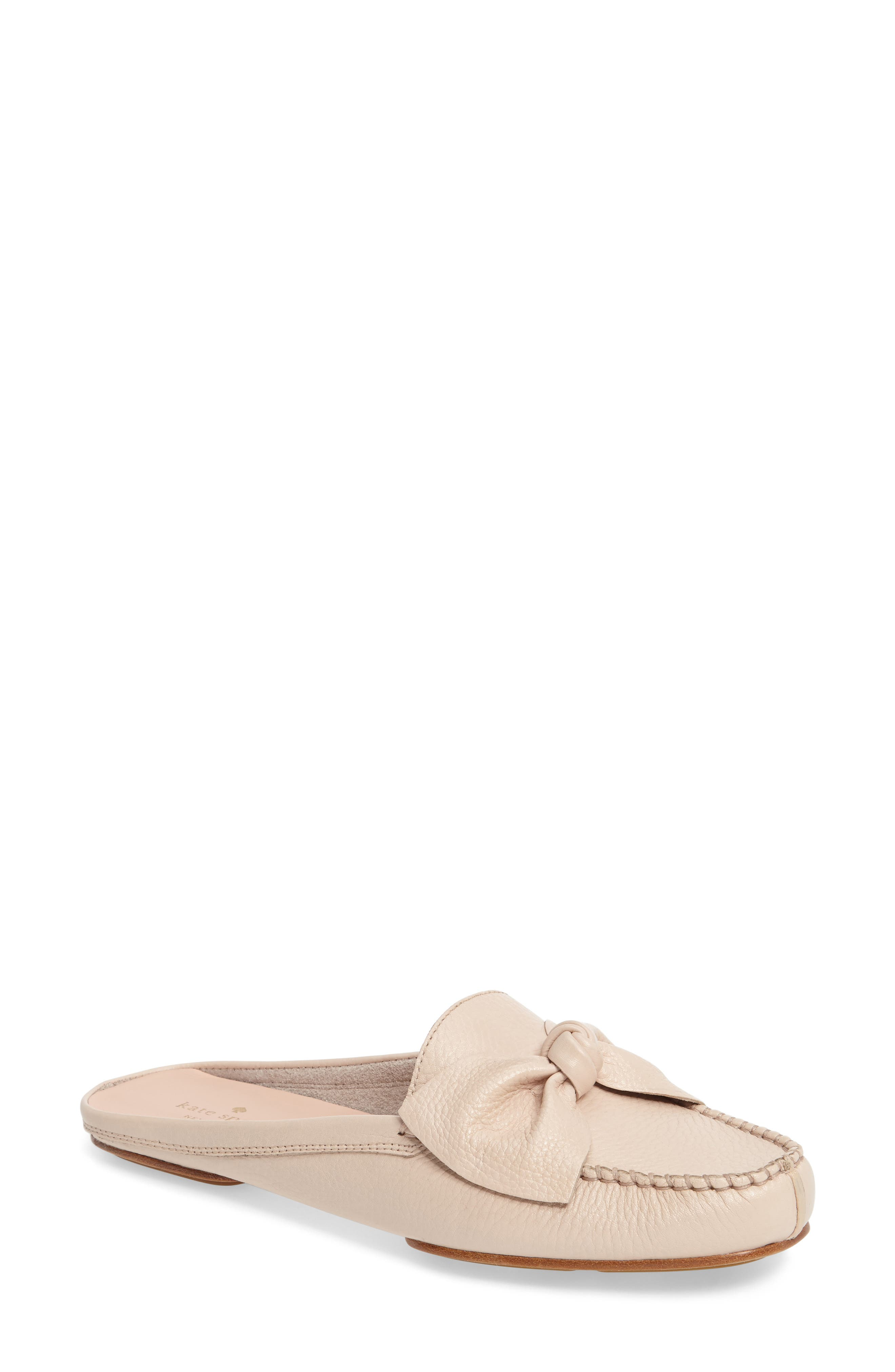 kate spade new york mallory backless loafer (Women)