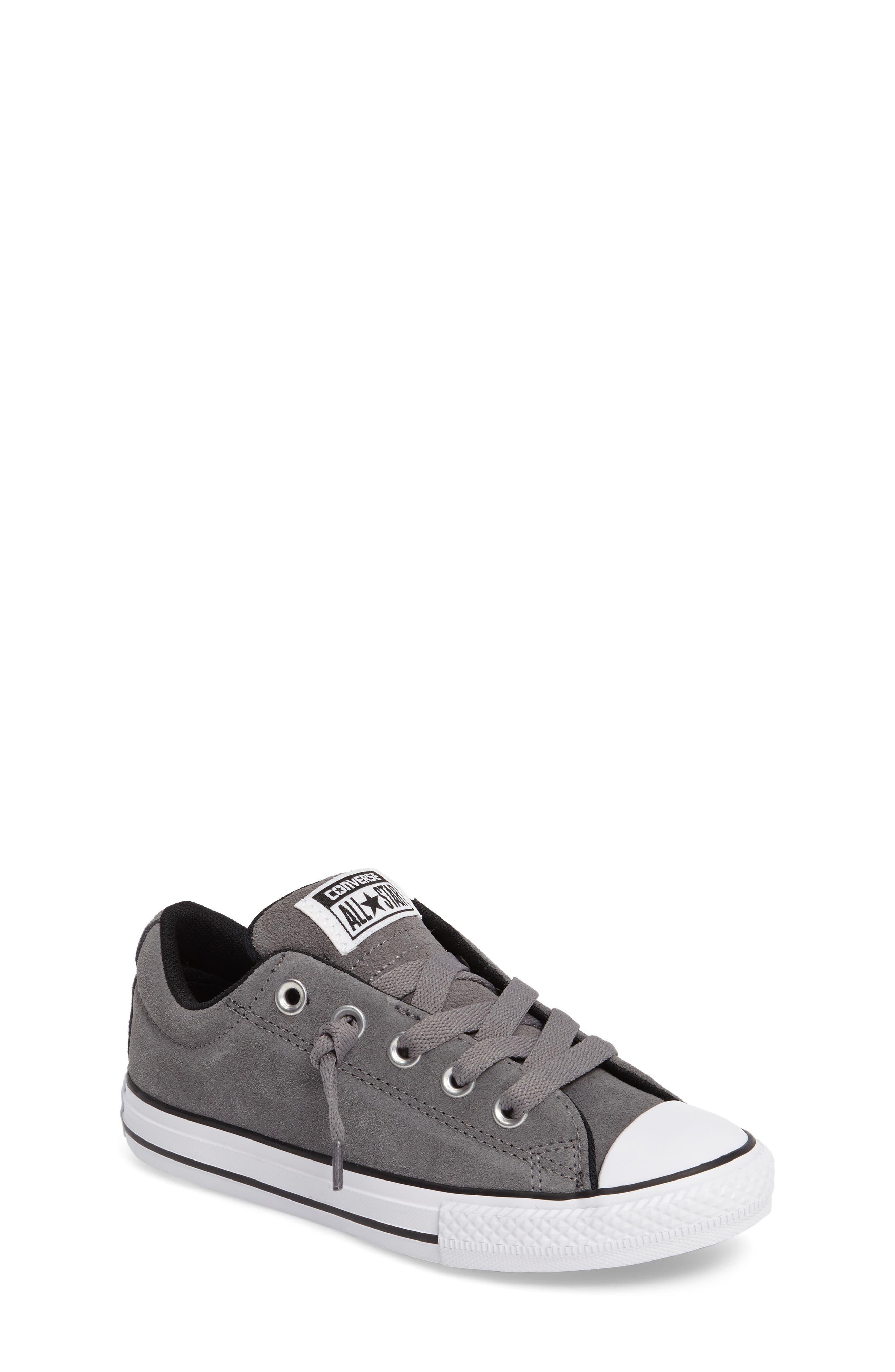 Chuck Taylor<sup>®</sup> All Star<sup>®</sup> Street Sneaker,                         Main,                         color, Mason/ Black/ White