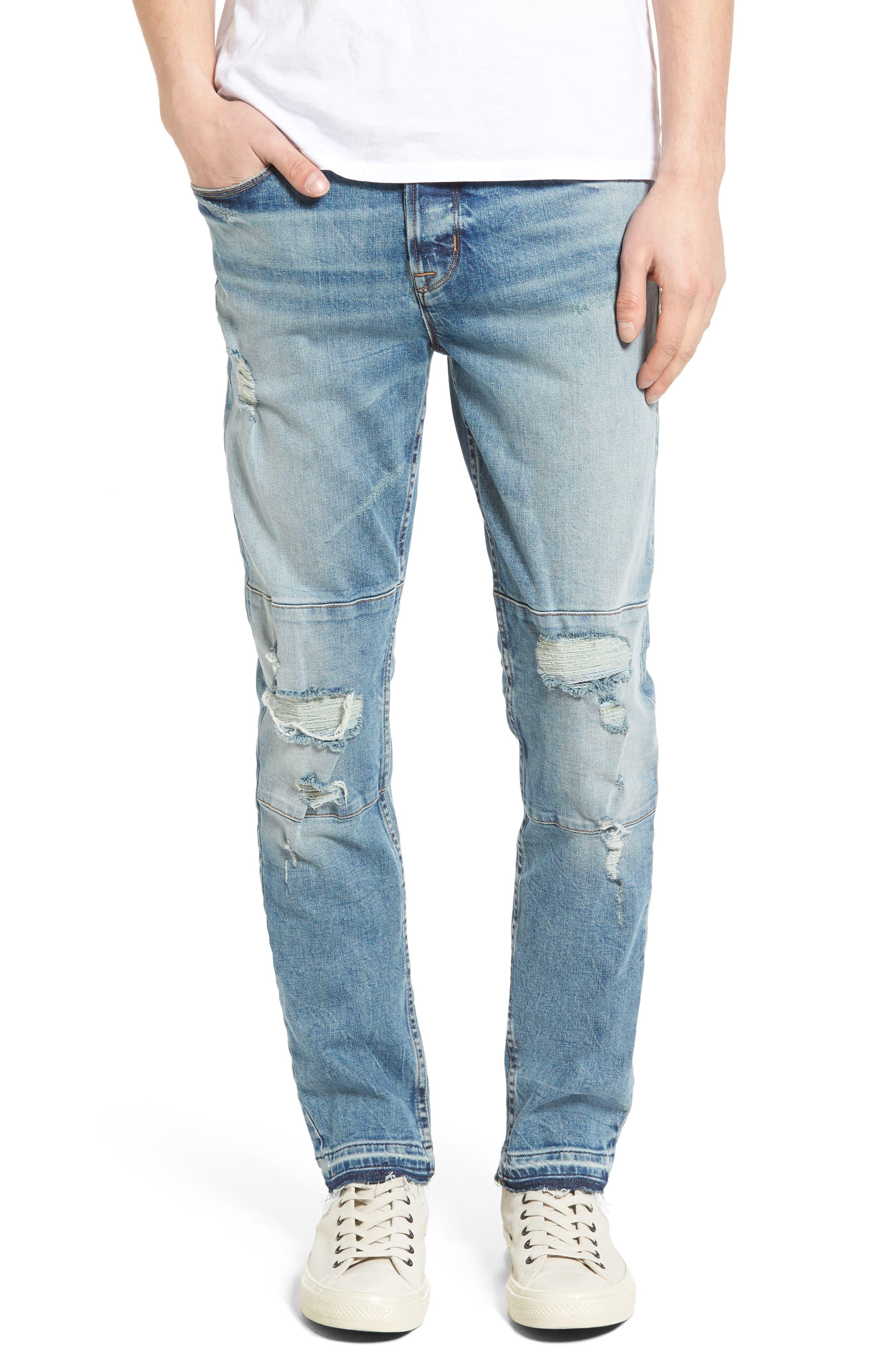 HUDSON JEANS Hudson Sartor Slouchy Skinny Fit Jeans