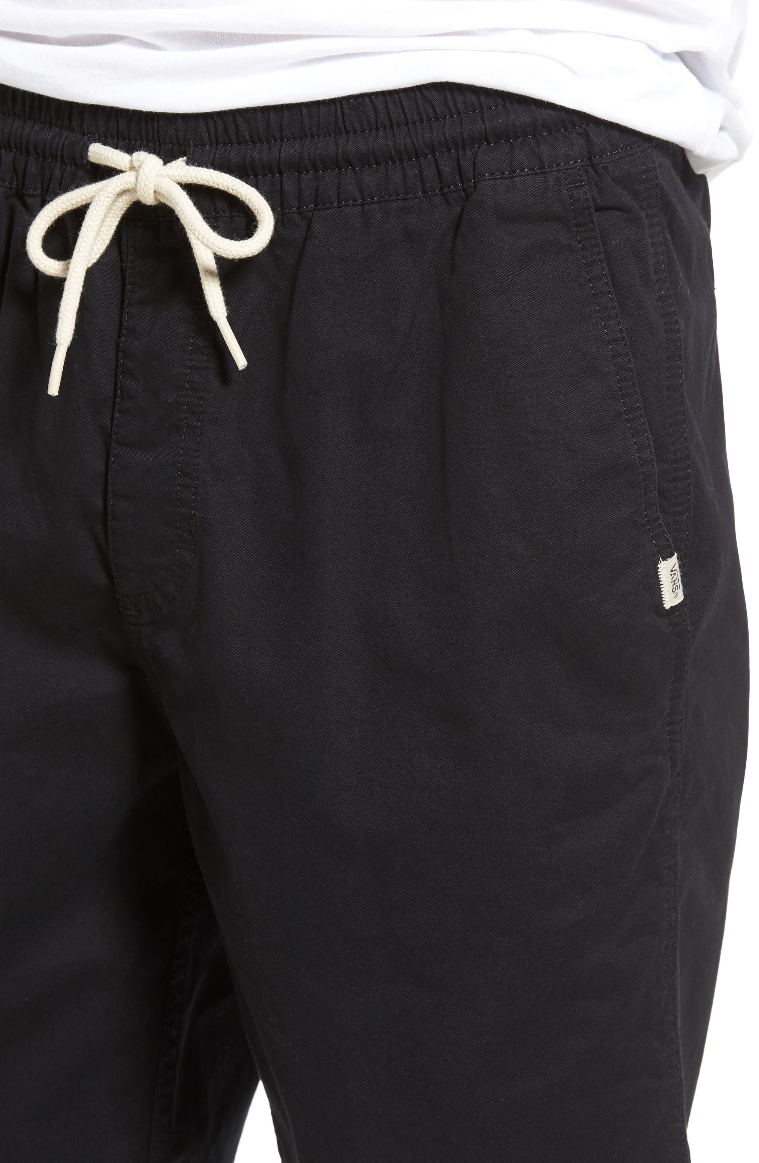 Range Shorts,                             Alternate thumbnail 4, color,                             Black