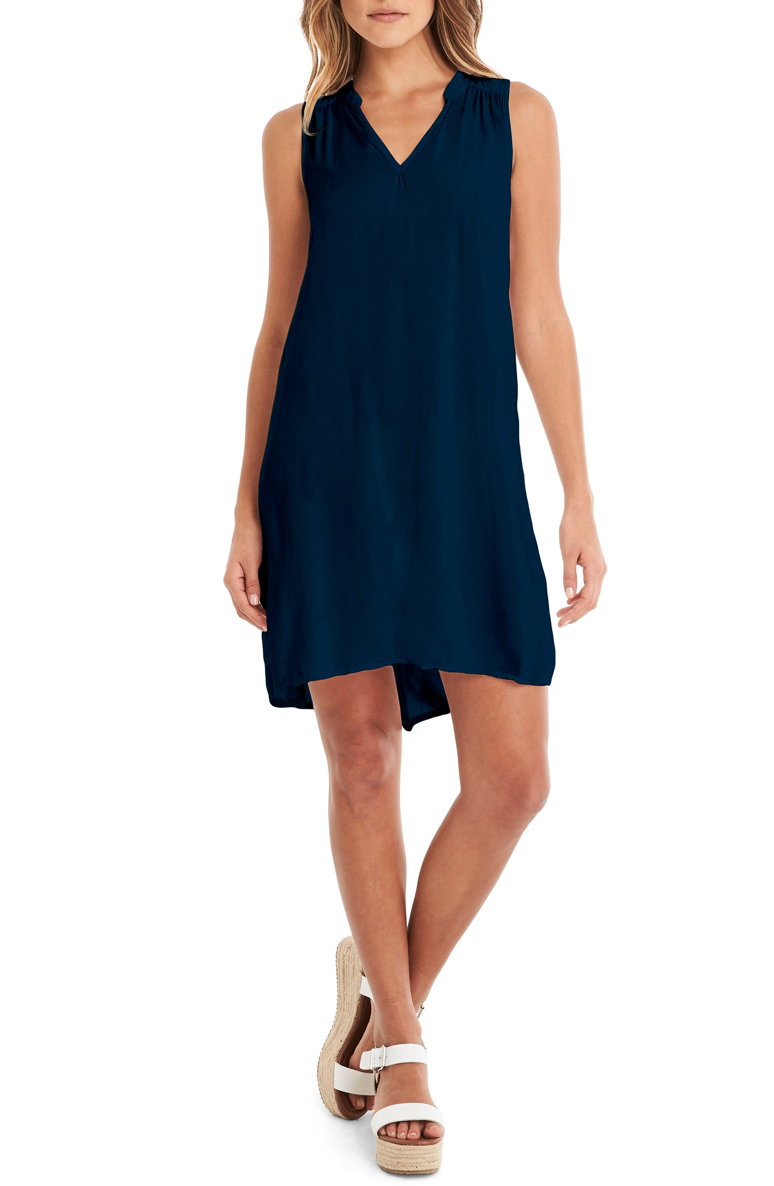 Shift Dress,                         Main,                         color, Nocturnal