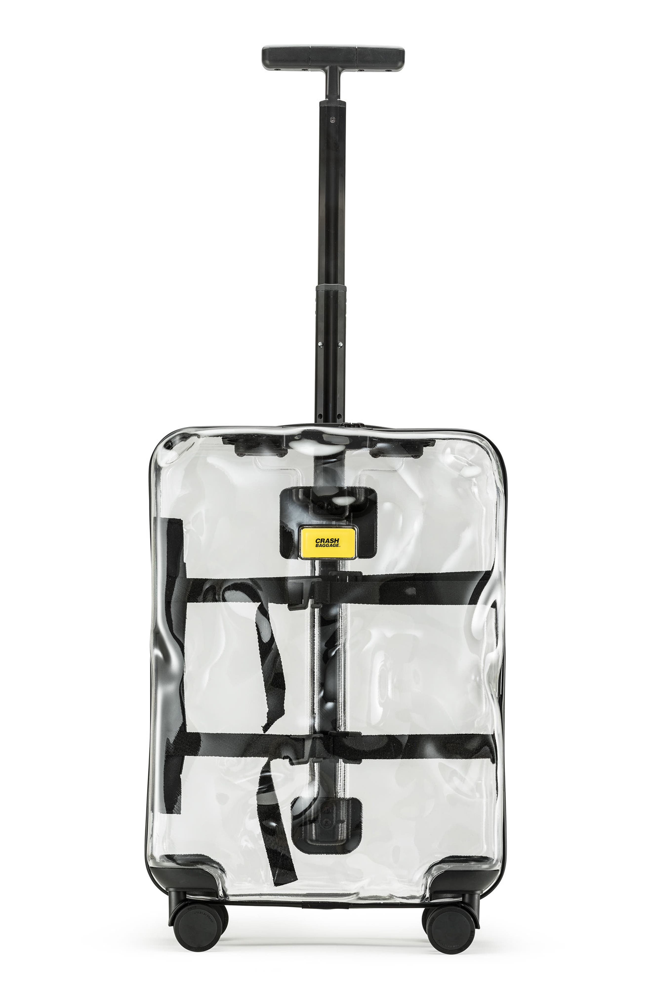 CRASH BAGGAGE Small Share Cabin Trolley Case