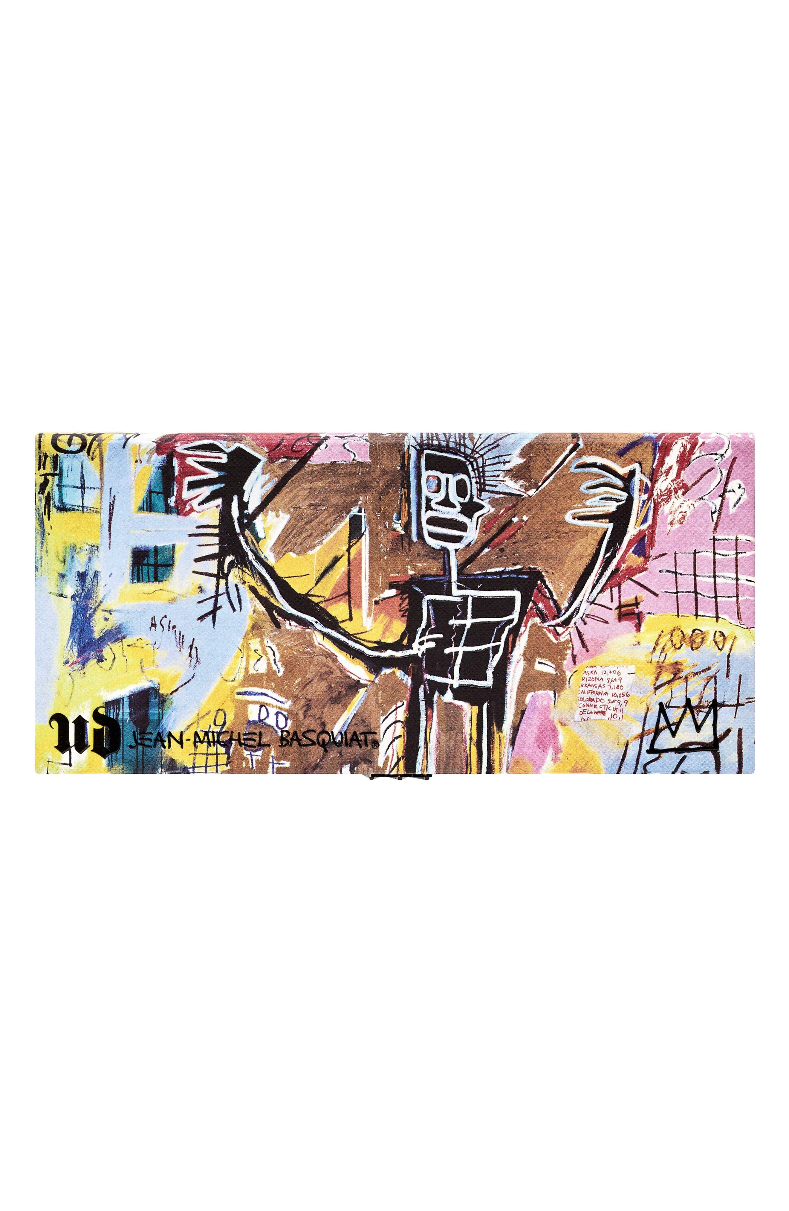 Alternate Image 4  - Urban Decay Jean-Michel Basquiat Tenant Eyeshadow Palette