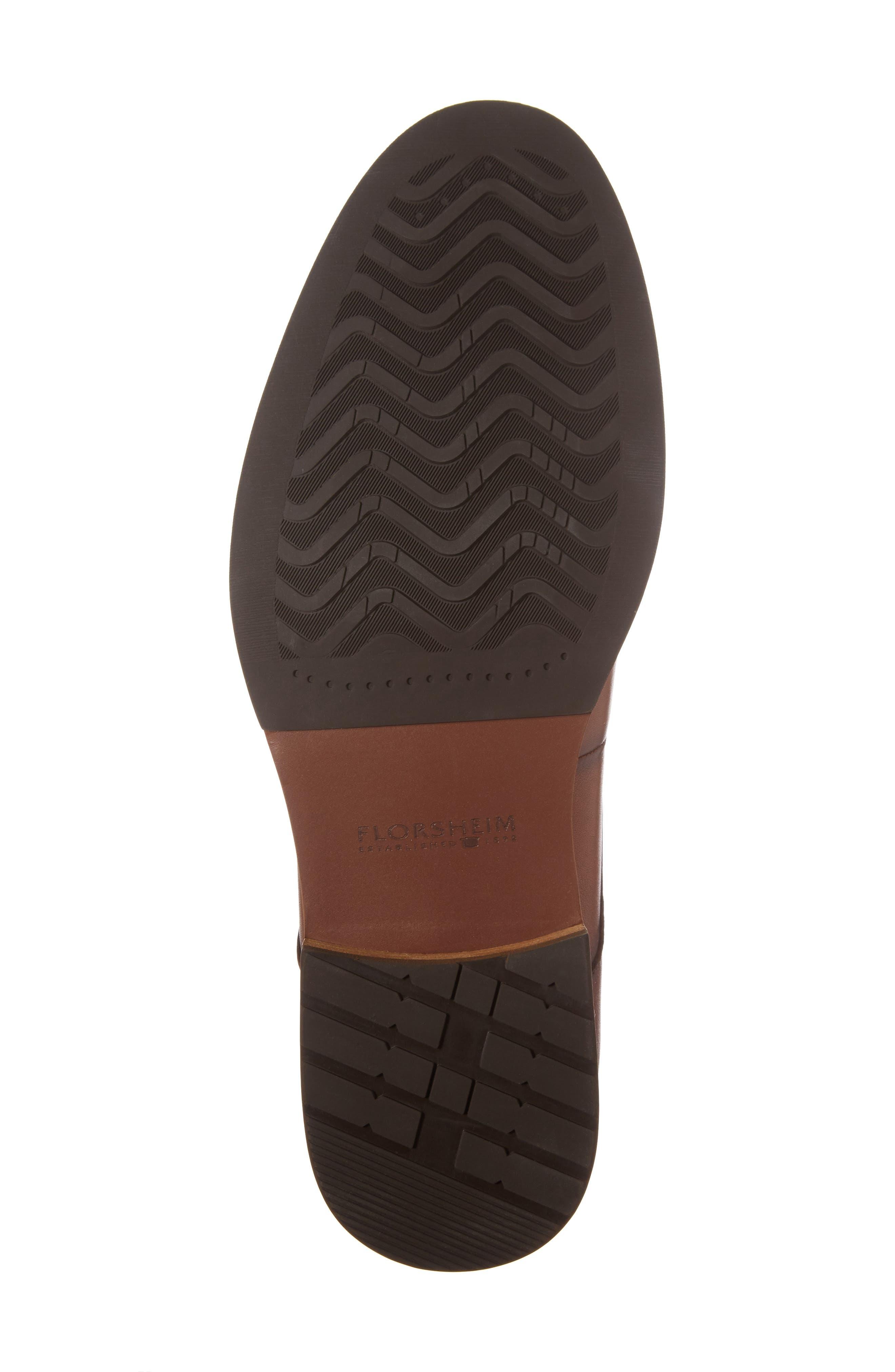 Blaze Chukka Boot,                             Alternate thumbnail 6, color,                             Cognac Leather