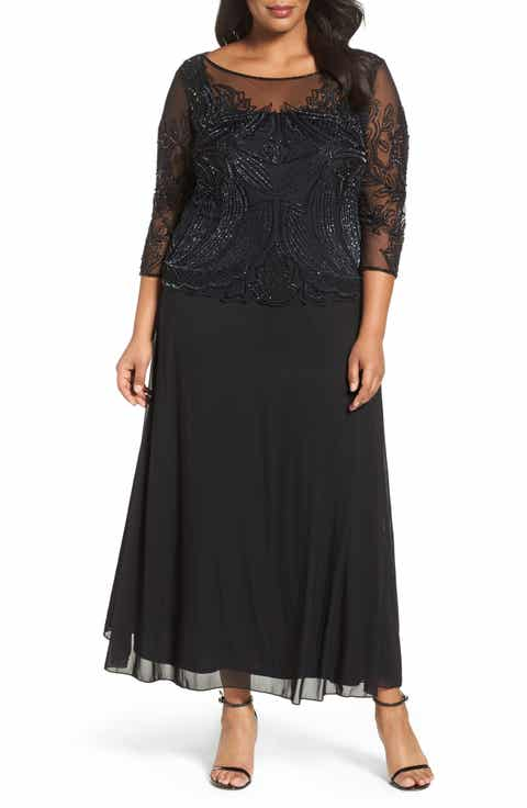 Women's Mother Of The Bride Plus-Size Dresses | Nordstrom