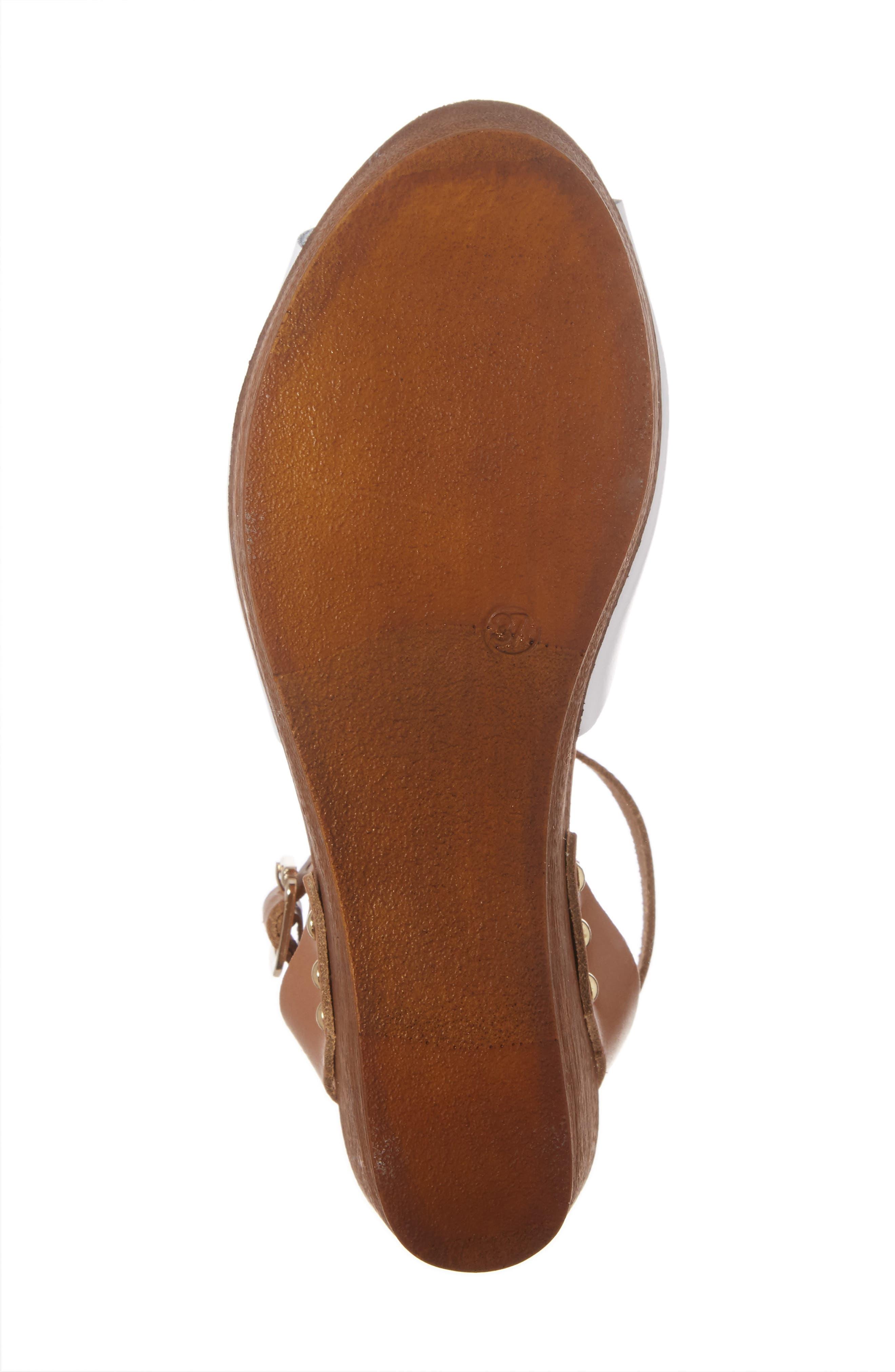 Alternate Image 6  - Seychelles Platform Wedge Sandal (Women)