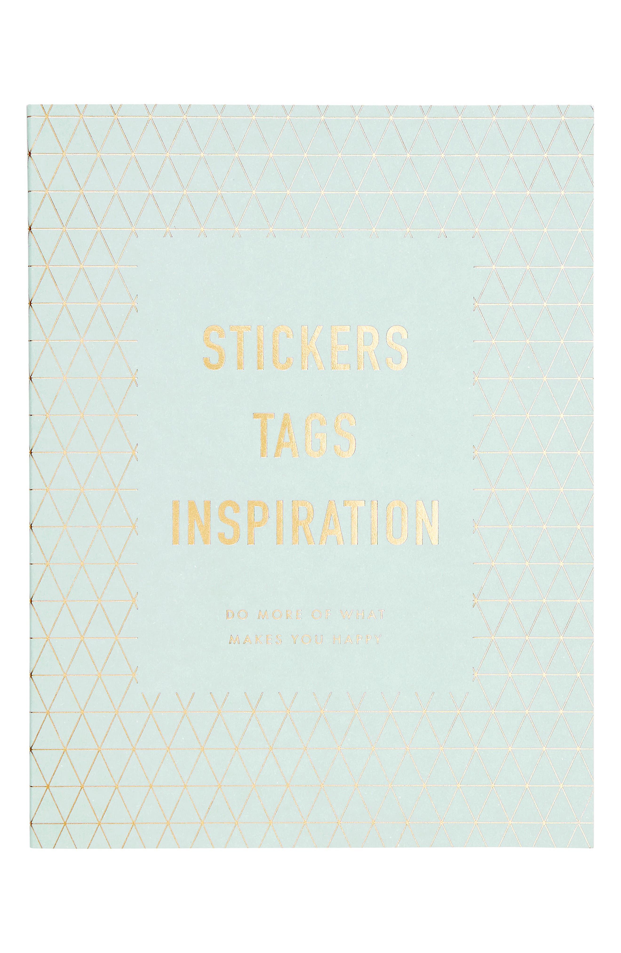 kikki.K DIY Inspiration Sticker Book