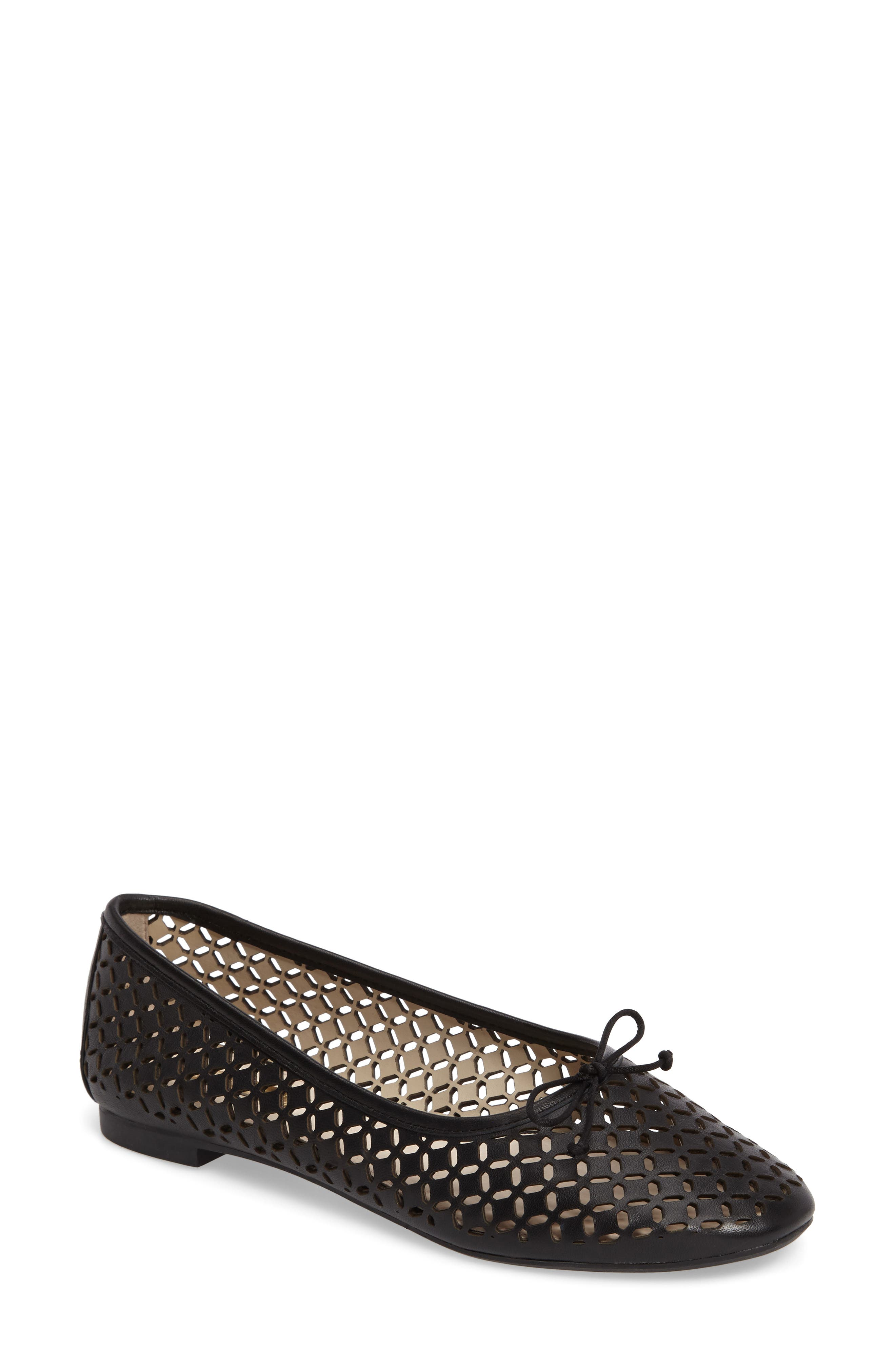 Louise et Cie Congo Perforated Flat (Women)