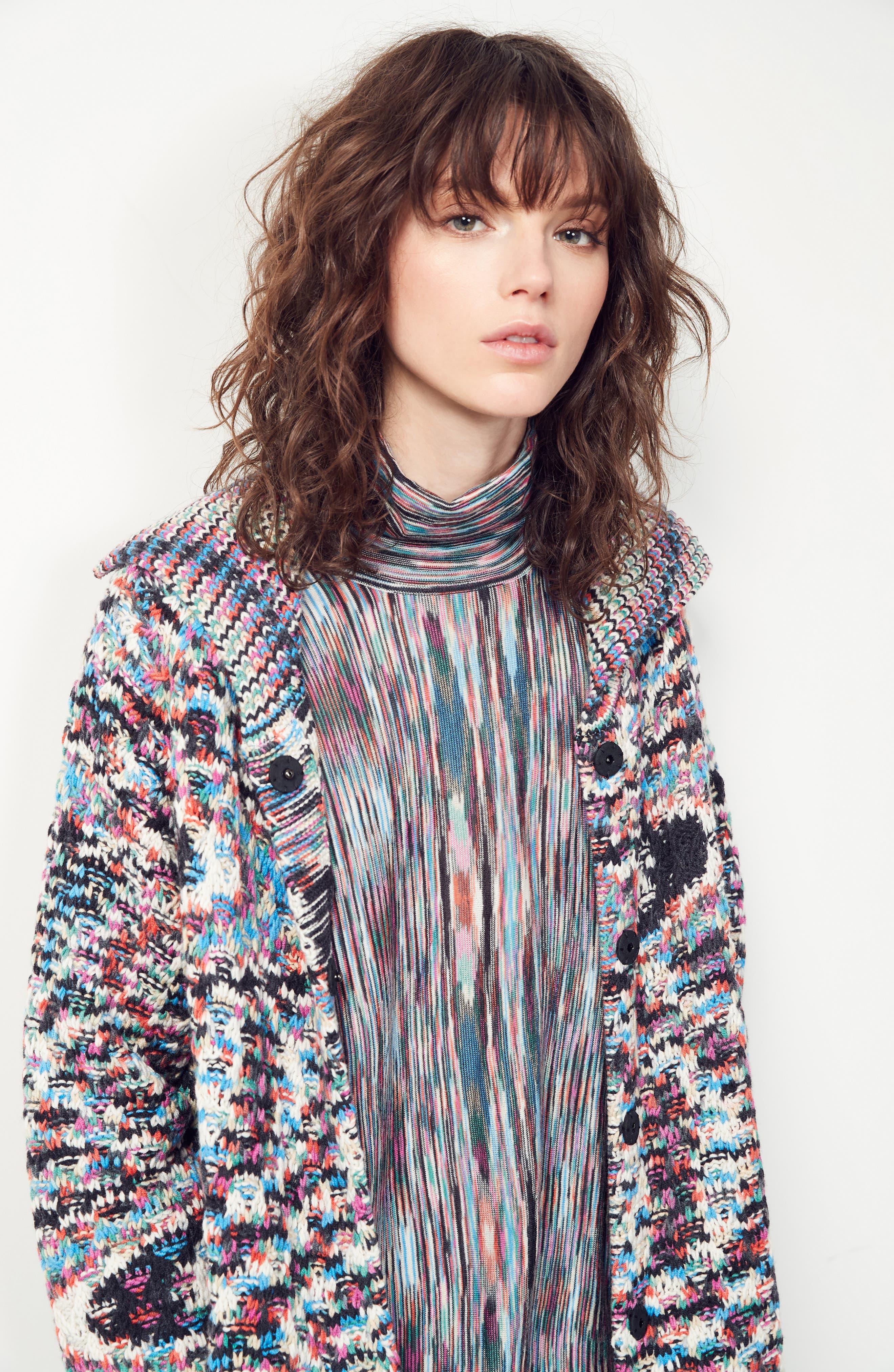 Alternate Image 9  - Missoni Space Dye Knit Dress