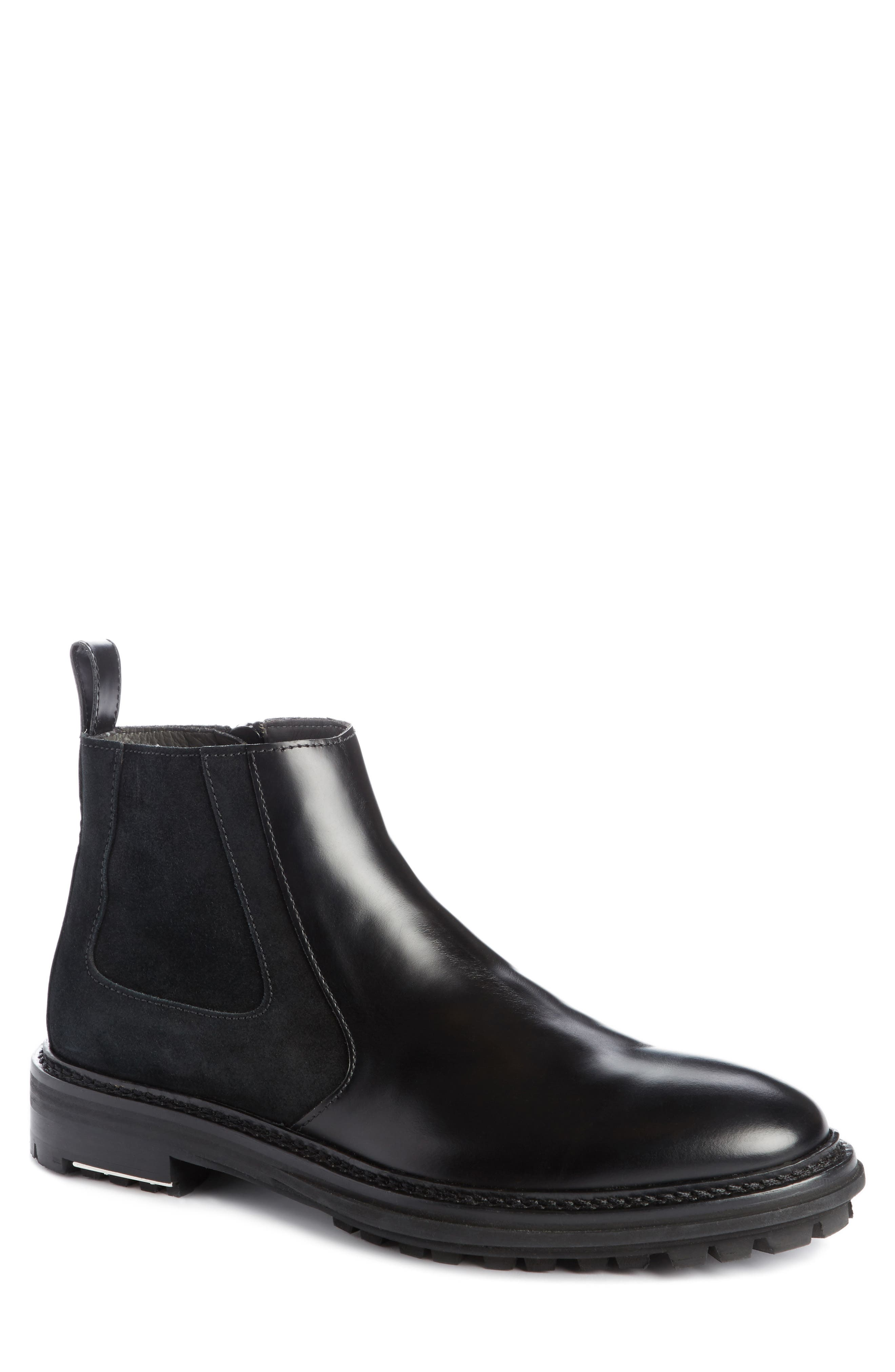 Lanvin Mid Top Boot (Men)