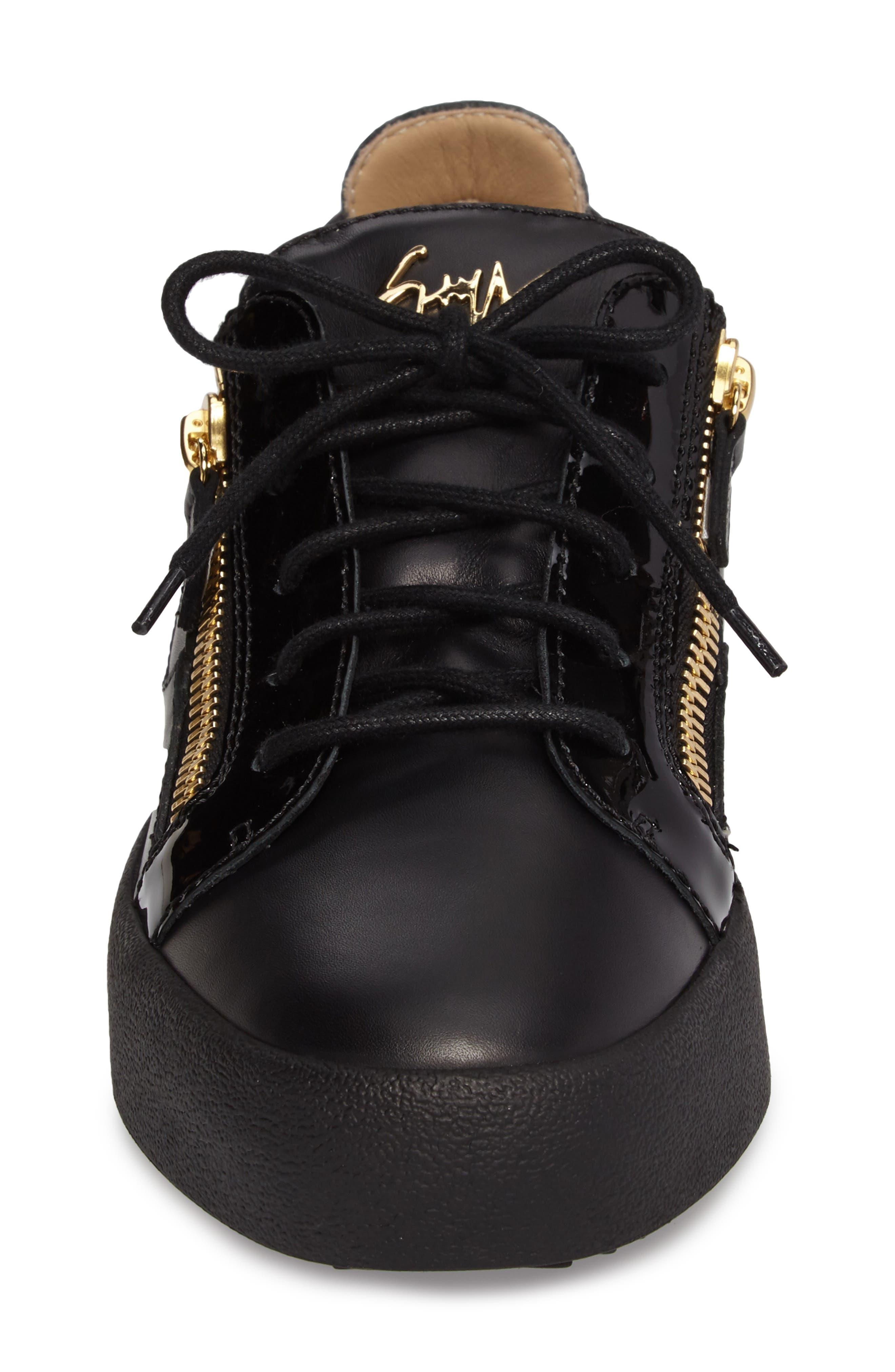 Alternate Image 5  - Giuseppe Zanotti Low Top Sneaker (Men)