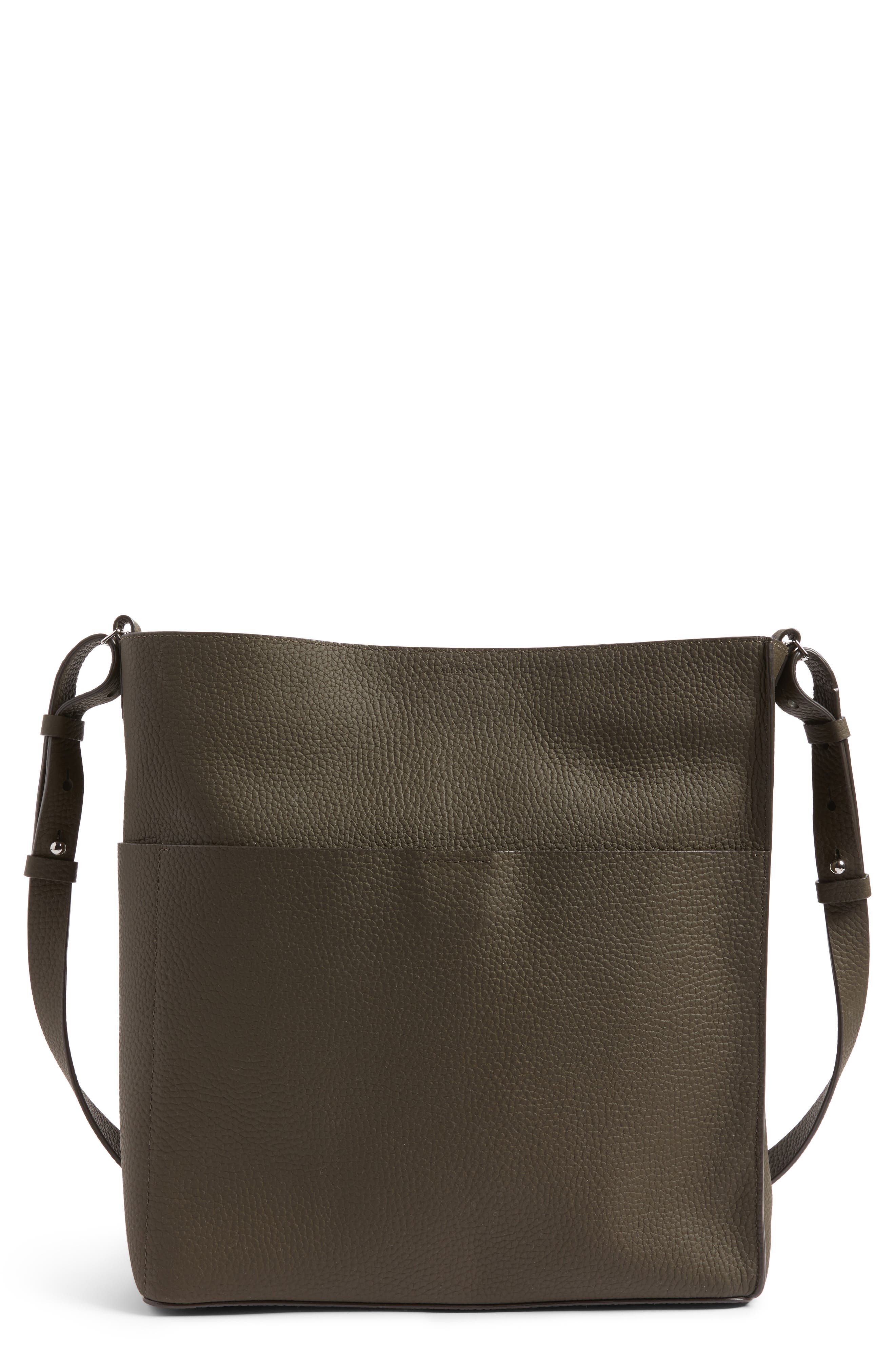 Alternate Image 1 Selected - ALLSAINTS Mast Crossbody Tote (Nordstrom Exclusive)