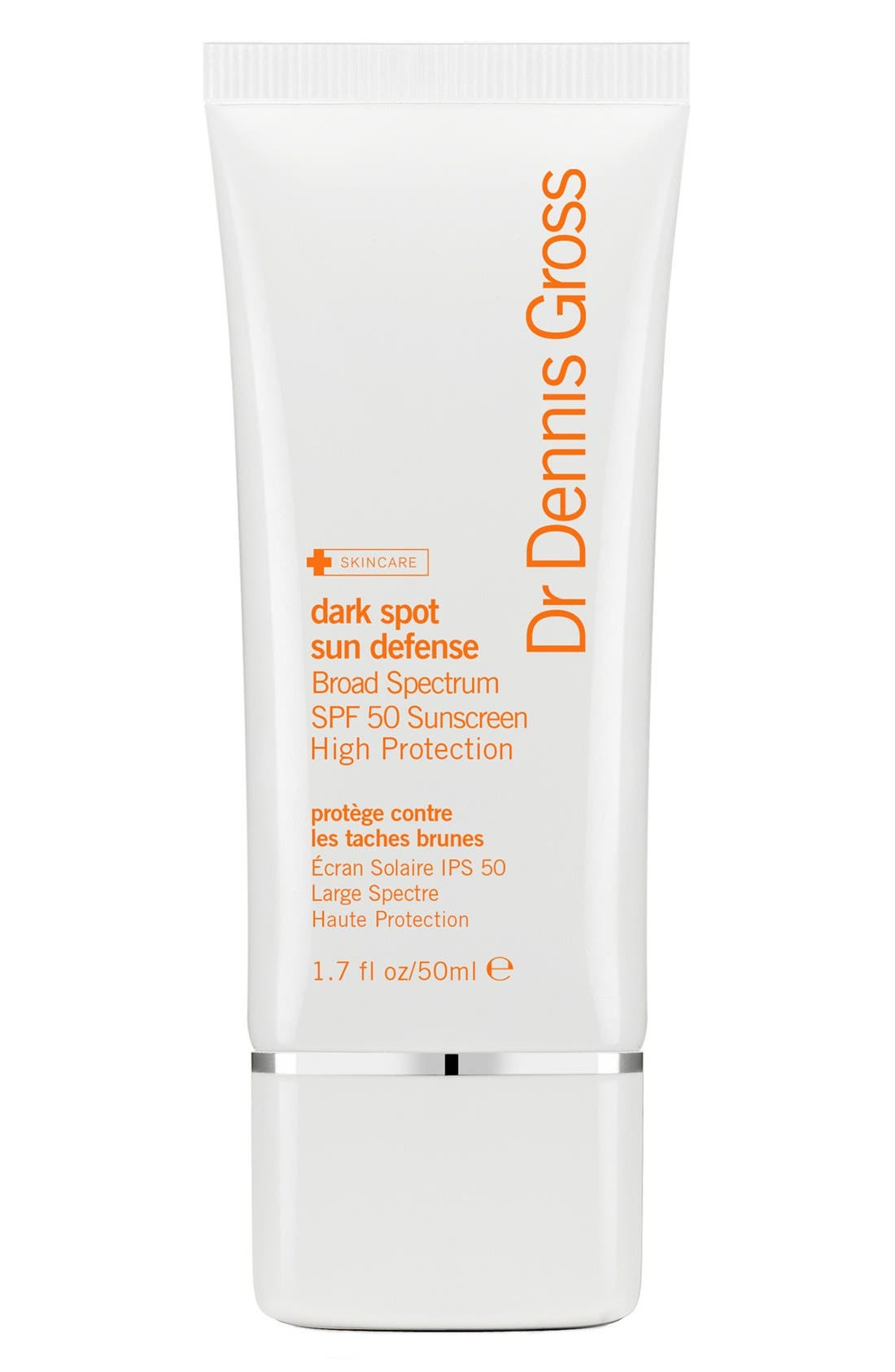 Dr. Dennis Gross Skincare Dark Spot Sun Defense Broad Spectrum SPF 50 Sunscreen