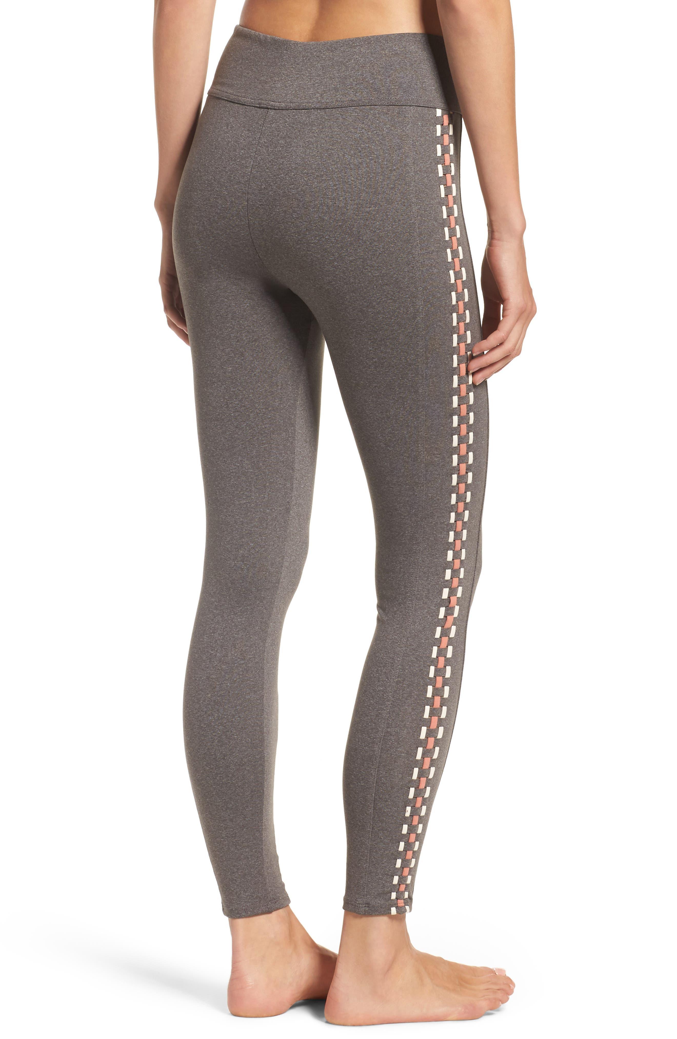 FP Movement Dreamweaver Leggings,                         Main,                         color, Grey