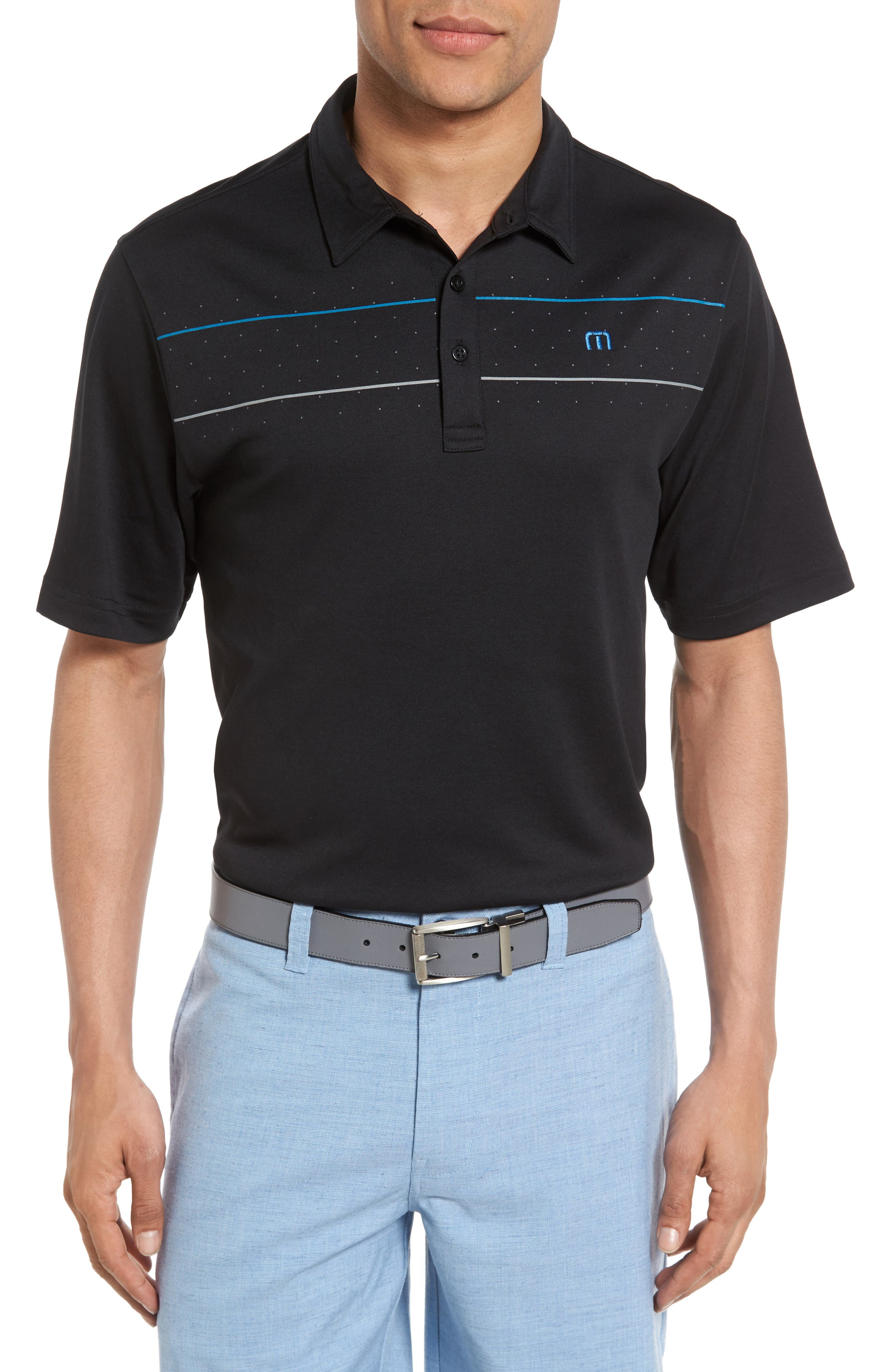 Travis Mathew Cash Polo