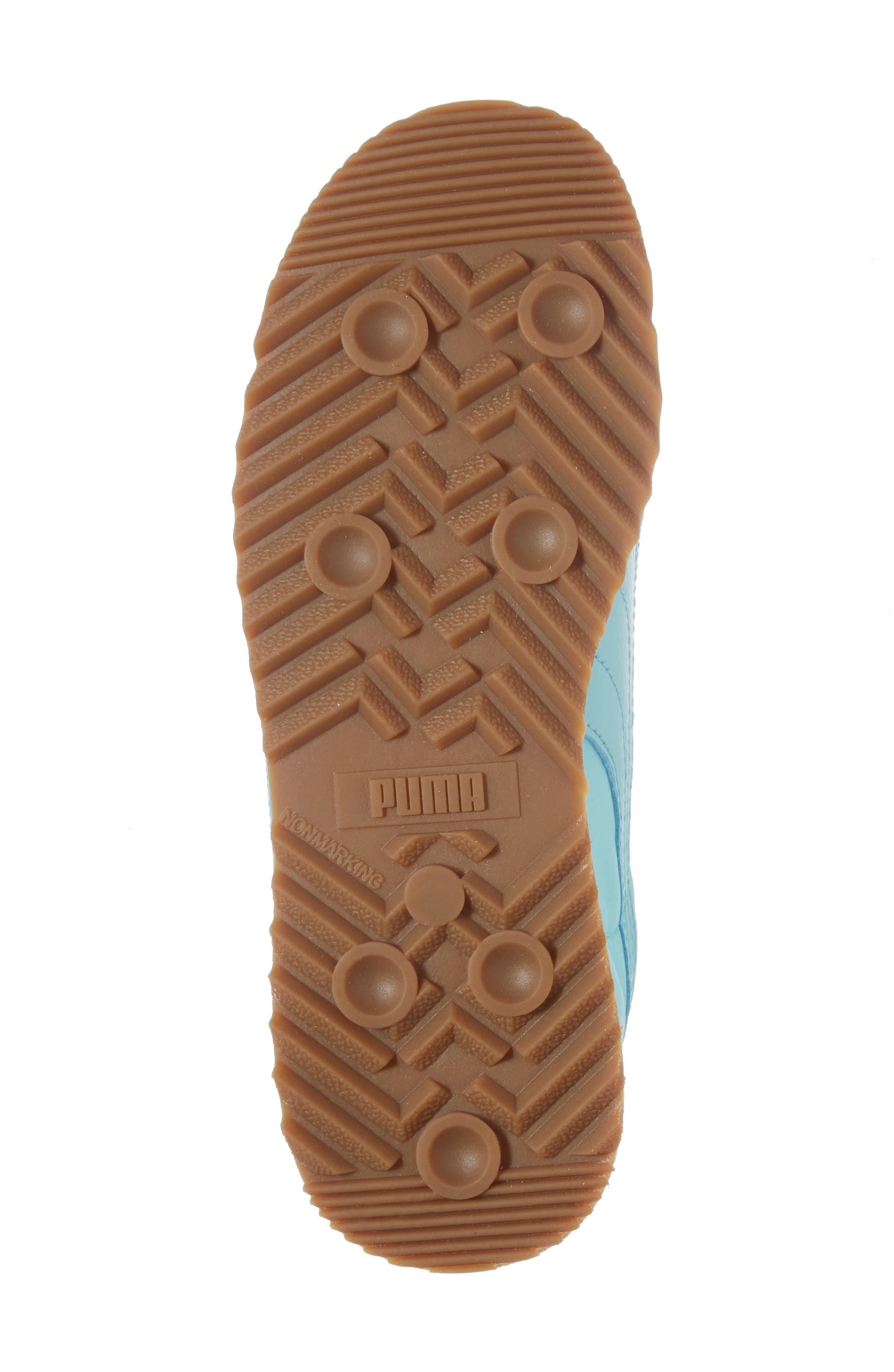 Roma Basic Summer Sneaker,                             Alternate thumbnail 6, color,                             Aruba Blue