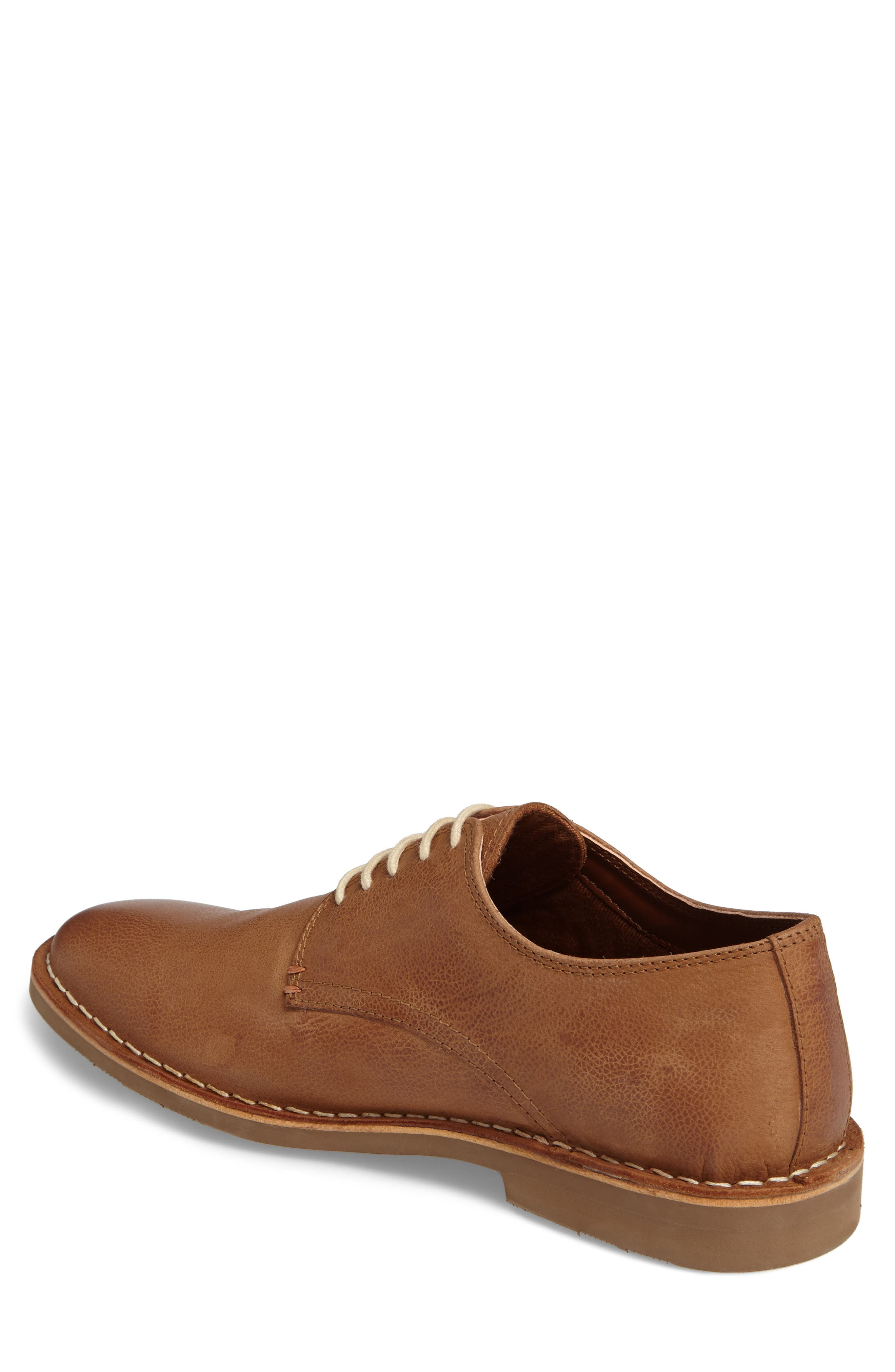 Kenneth Cole New York En-Deer-ing Derby,                             Alternate thumbnail 2, color,                             Tan Leather