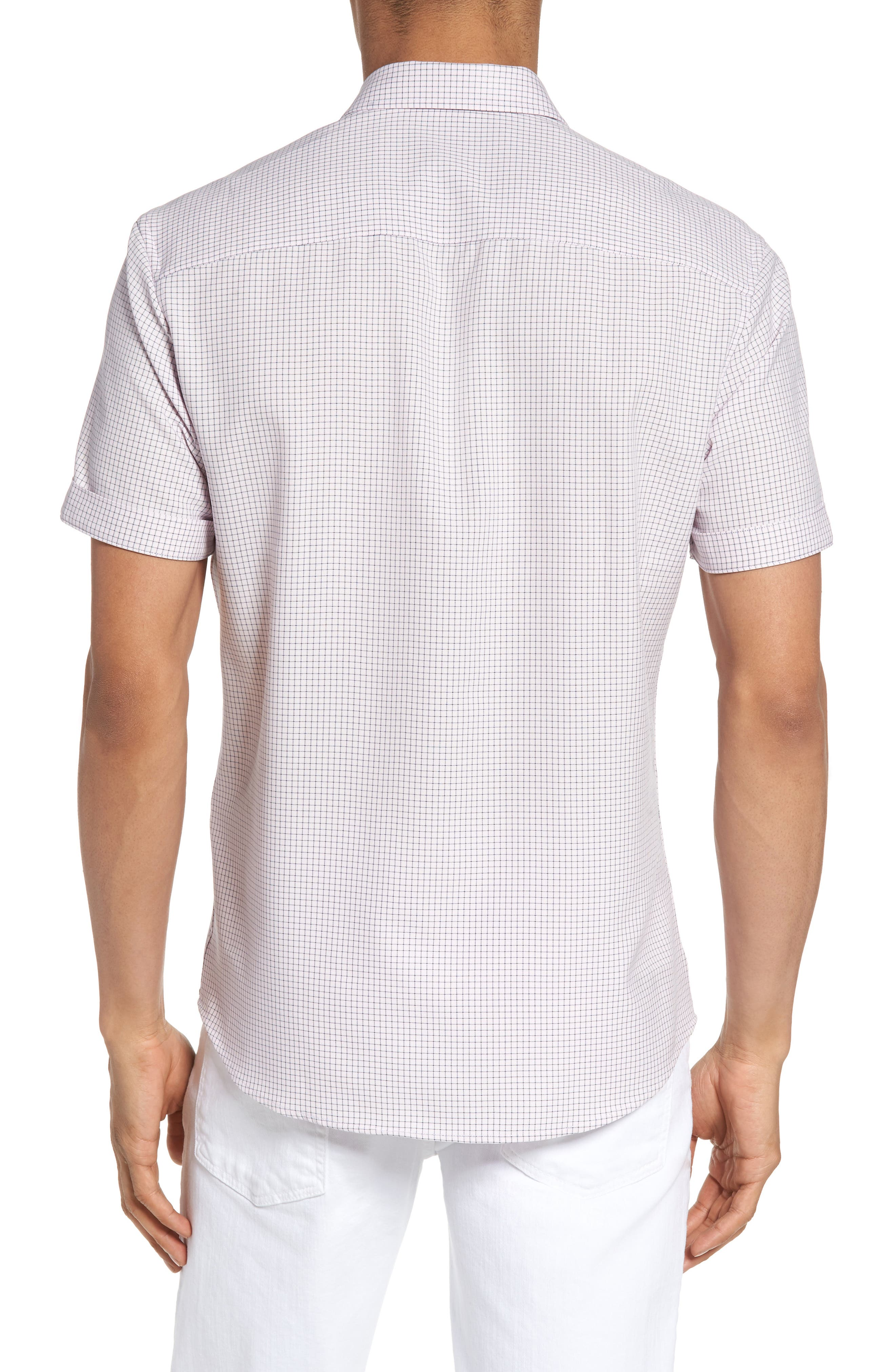 Alternate Image 2  - Vince Camuto Check Sport Shirt