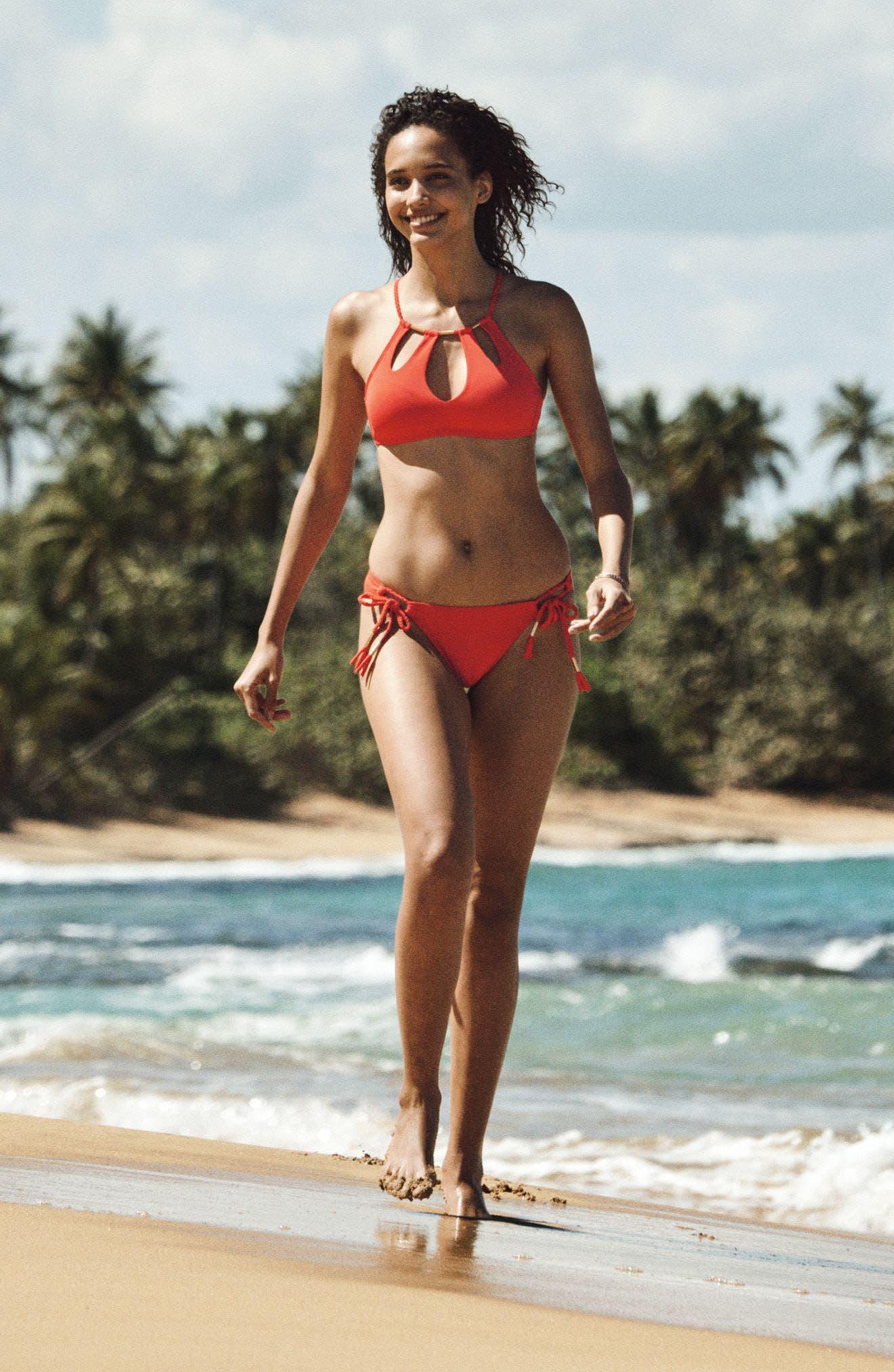 Ava Bikini Top,                             Alternate thumbnail 2, color,