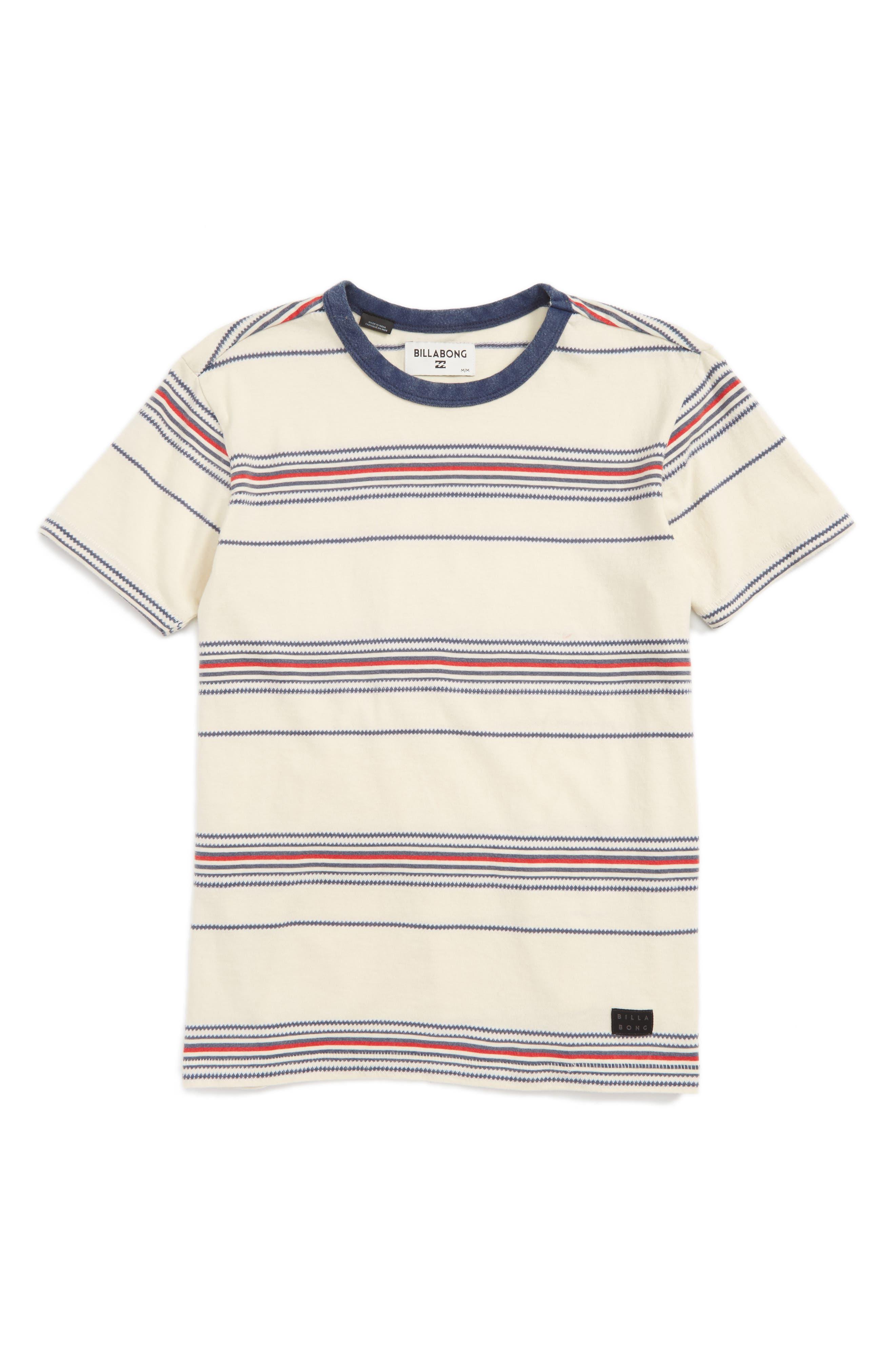 BILLABONG Banter Stripe T-Shirt