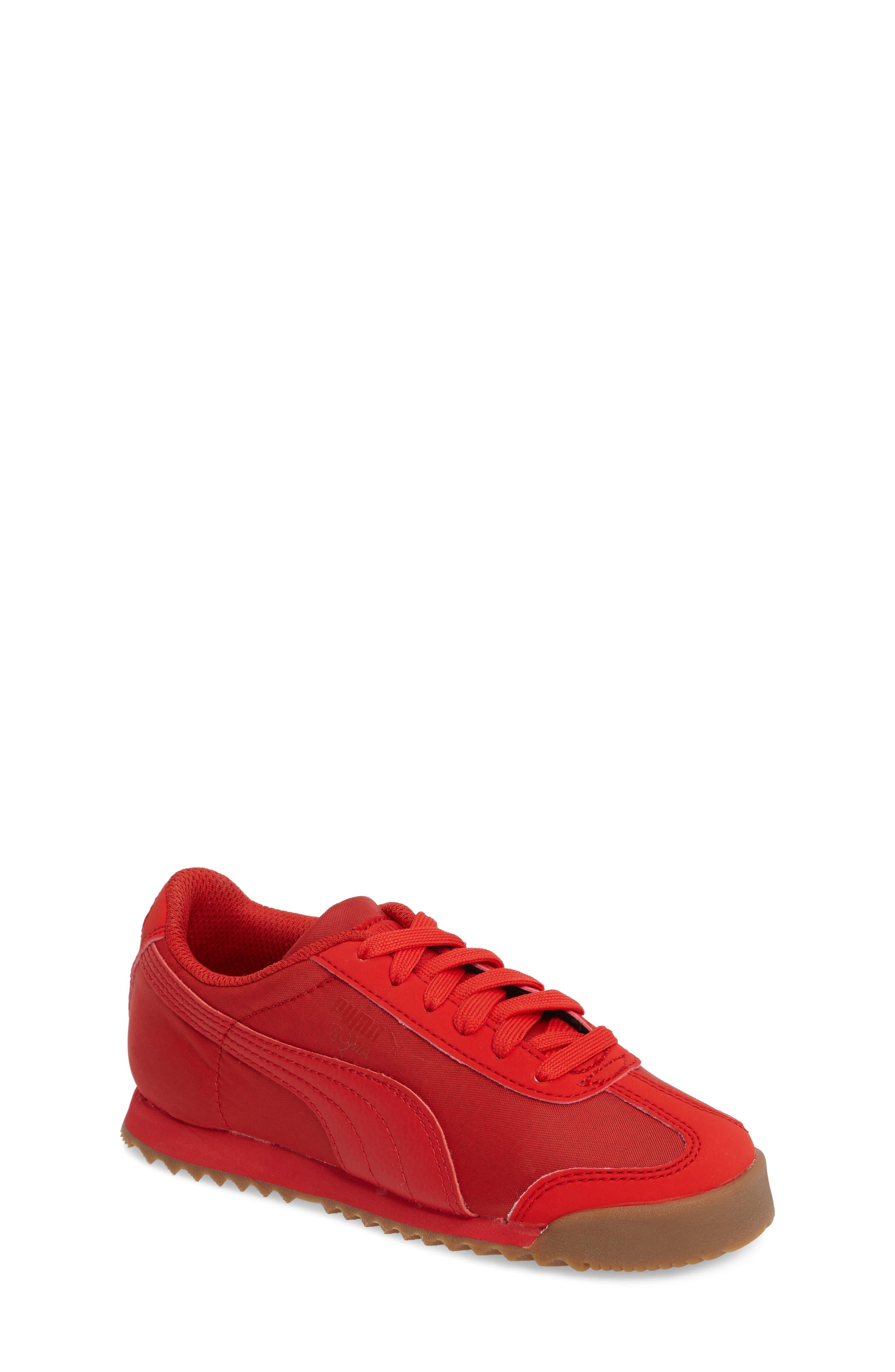 Alternate Image 1 Selected - Puma Roma Basic Summer Sneaker (Toddler, Little Kid & Big Kid)