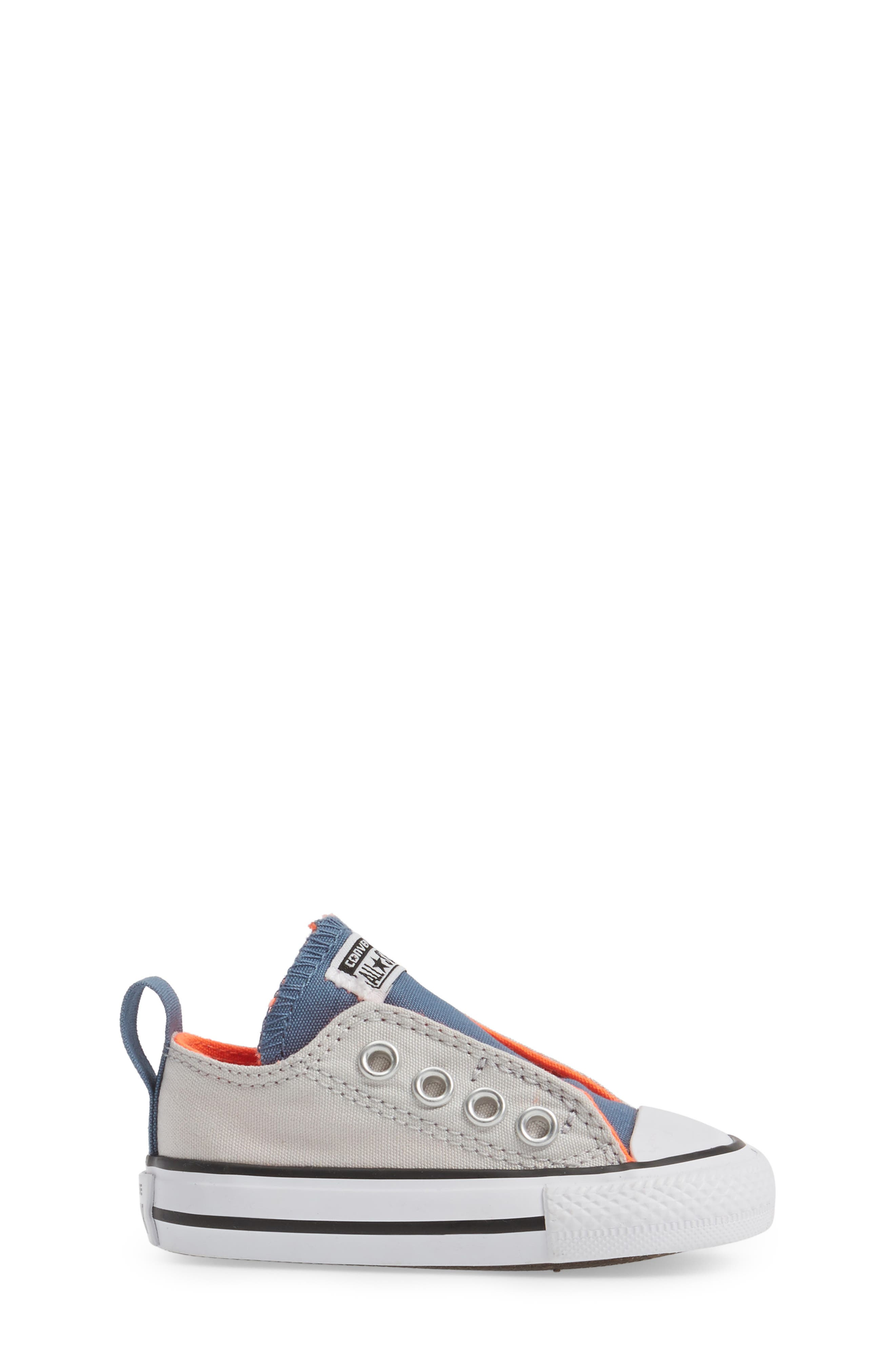 Alternate Image 3  - Converse Chuck Taylor® 'Simple Slip' Sneaker (Baby, Walker & Toddler)