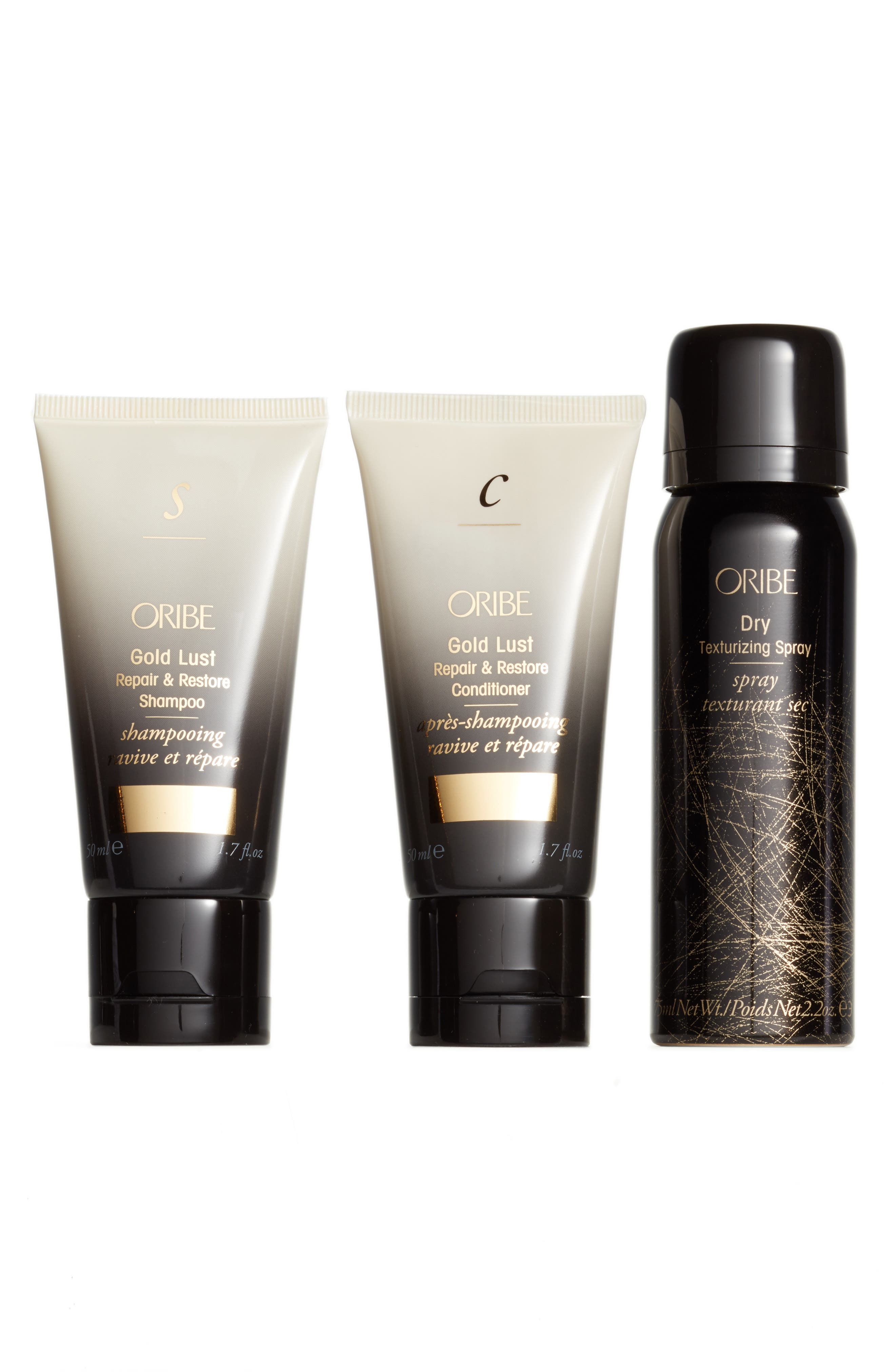 Alternate Image 1 Selected - SPACE.NK.apothecary Oribe Gold Lust Set ($57 Value)