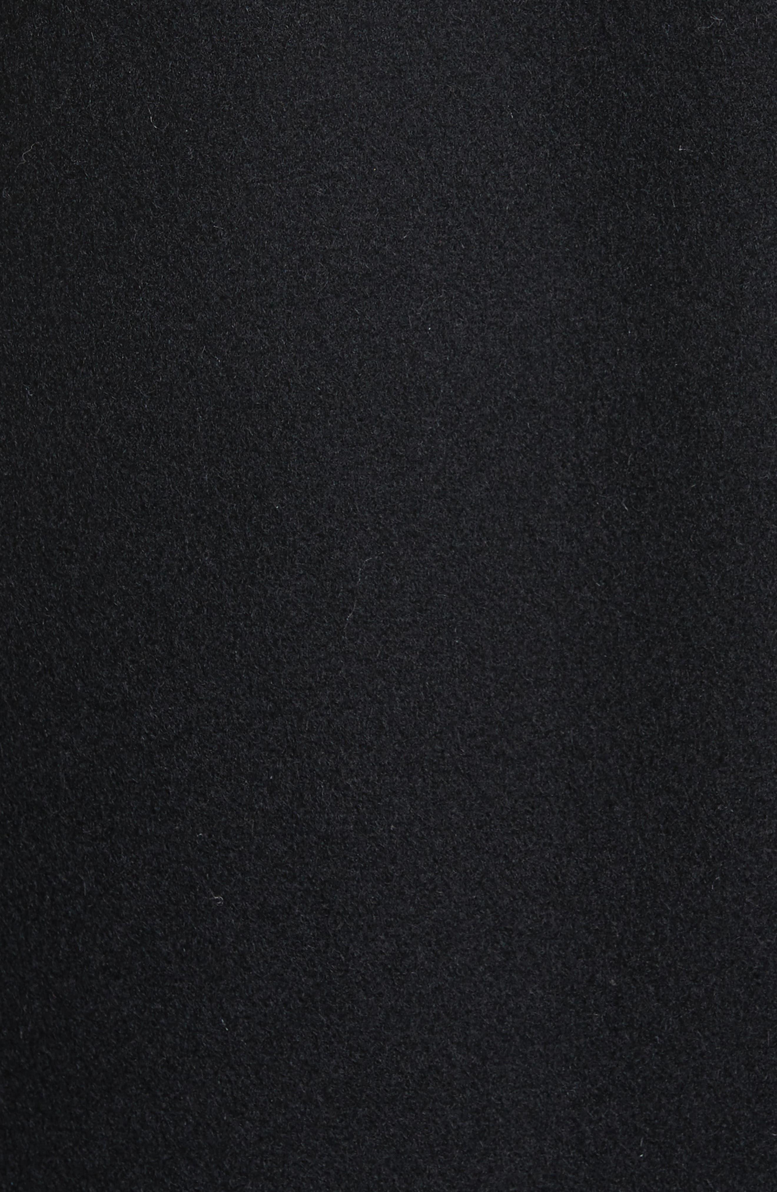 Alternate Image 5  - Helene Berman Wool & Cashmere Longline Coat
