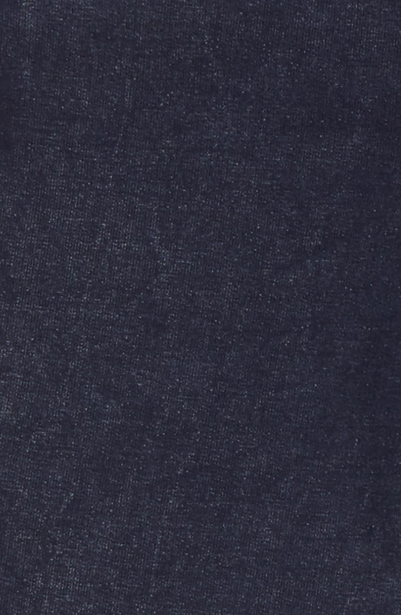 'Sadie' Jeggings,                             Alternate thumbnail 4, color,                             Dark Indigo Wash